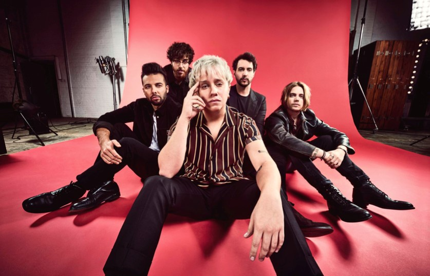 NOTHING BUT THIEVES  PHOTO SOURCE: CARRY ON PRESS