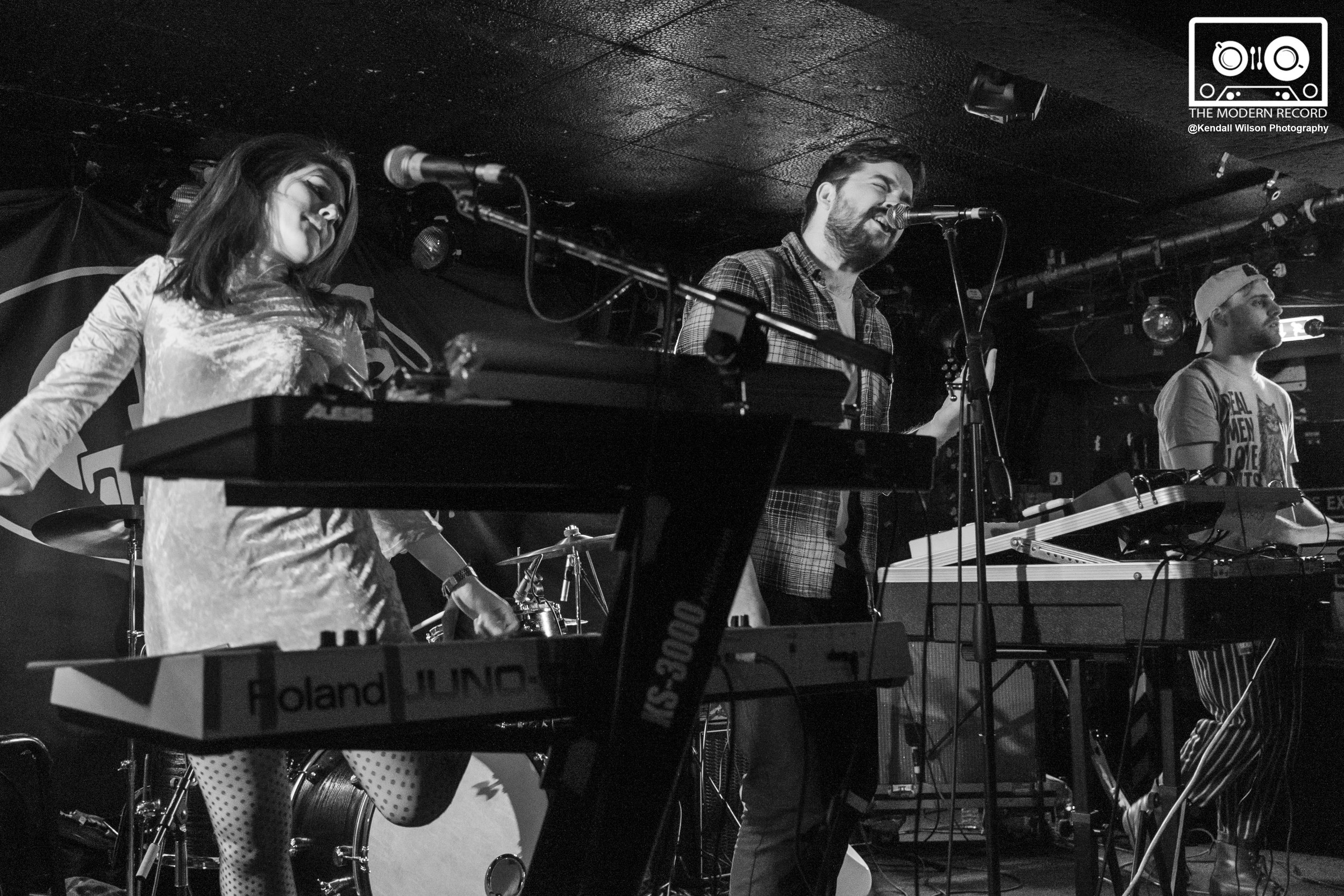 BOOHOOHOO PERFORMING AT GLASGOW'S KING TUT'S NEW YEAR'S REVOLUTION - 12.01.2017  PICTURE BY: KENDALL WILSON PHOTOGRAPHY