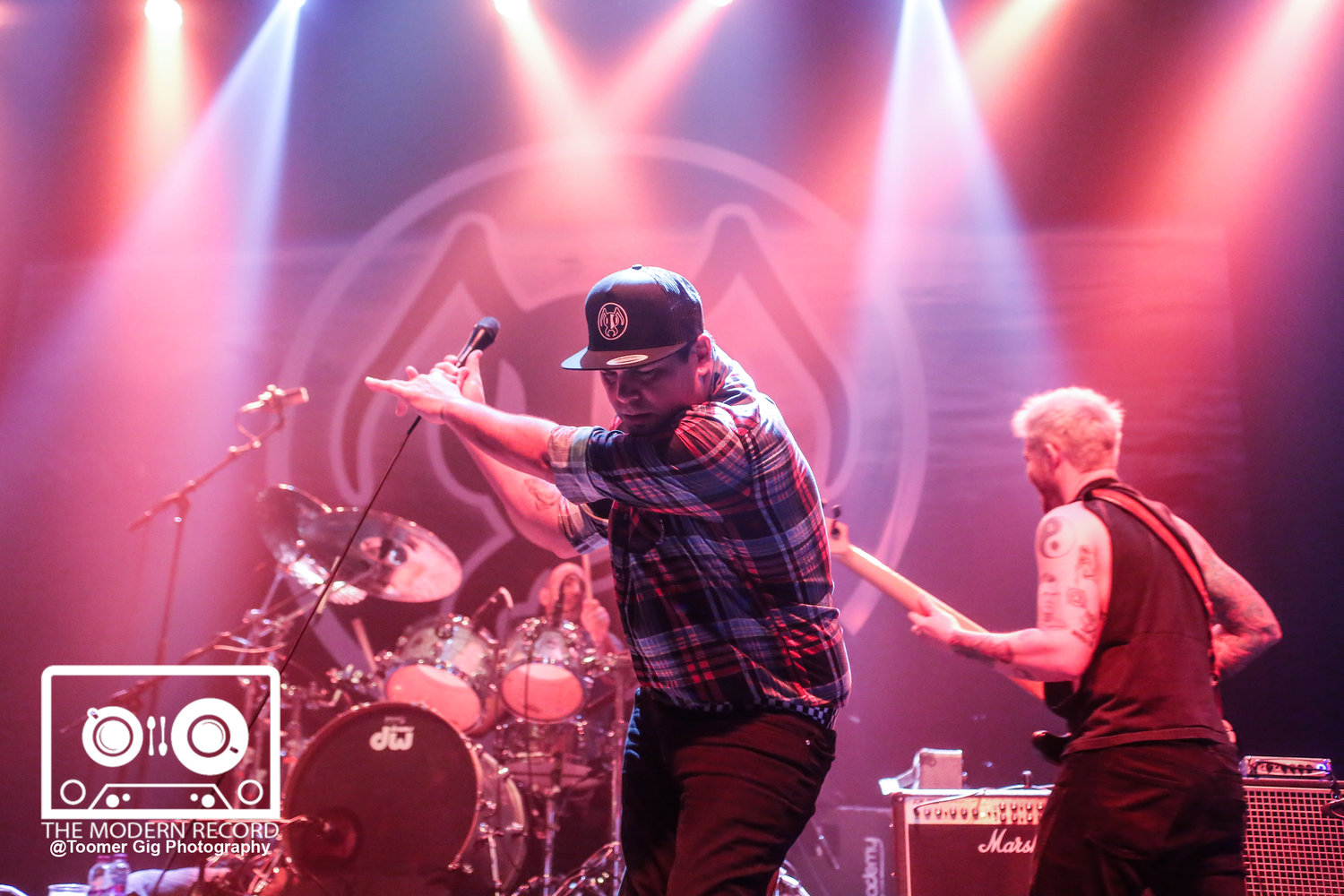 ALIEN ANT FARM PERFORMING AT O2 ACADEMY, LEEDS - 11.02.2018 PICTURE: LAURA TOOMER PHOTOGRAPHY