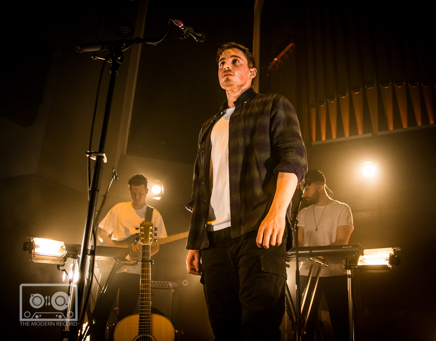 DERMOT KENNEDY PERFORMING AT ST LUKE'S, GLASGOW - 20.02.2018  PICTURE: STEPHEN WILSON PHOTOGRAPHY