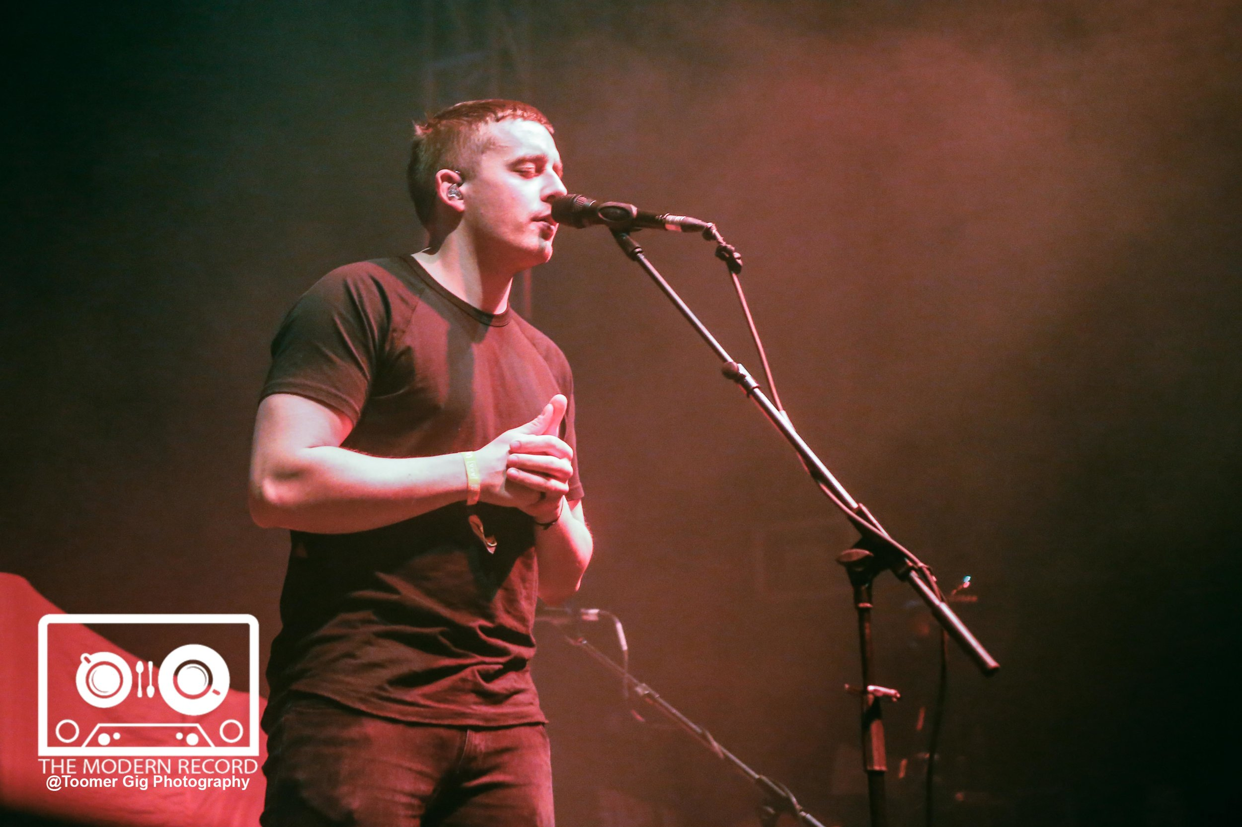 DERMOT KENNEDY PERFORMING AT LIVE AT LEEDS FESTIVAL 2018 - 05.05.2018  PICTURE BY: LAURA TOOMER @ToomerGigPhotograph