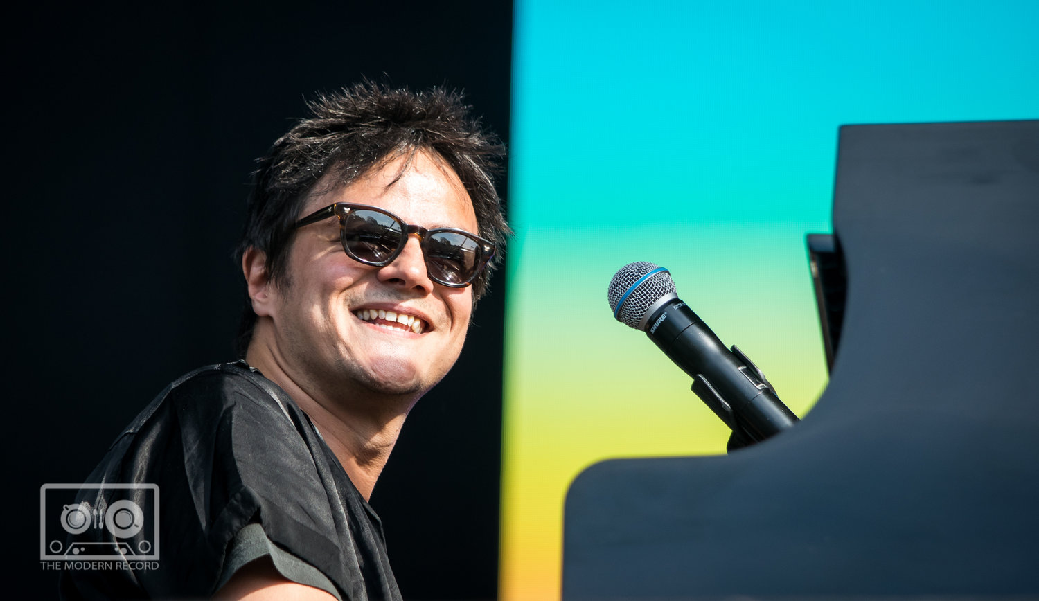 JAMIE CULLUM PERFORMING AT BBC BIGGEST WEEKEND IN PERTH - 25.05.2018 PICTURE BY: STEPHEN WILSON PHOTOGRAPHY