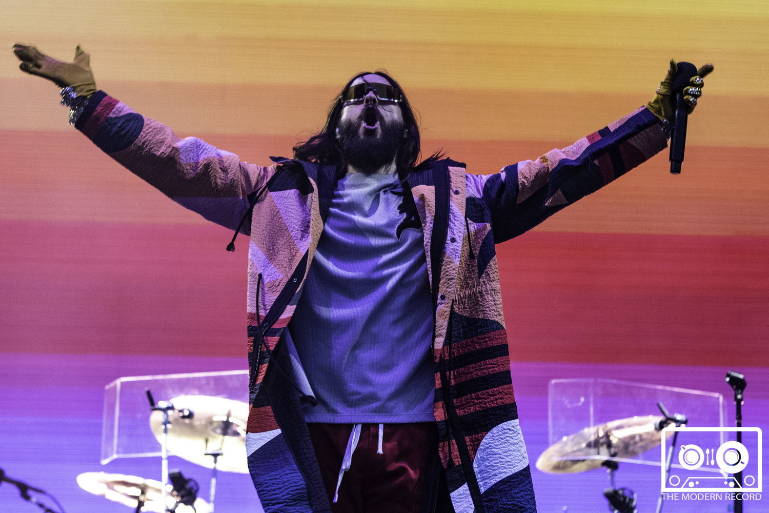 30 SECONDS TO MARS CLOSING FINAL DAY AT NEWCASTLE'S NEWEST OUTDOOR MUSIC FESTIVAL 'THIS IS TOMORROW' - 26.05.2018  PICTURE BY: CALUM BUCHAN PHOTOGRAPHY