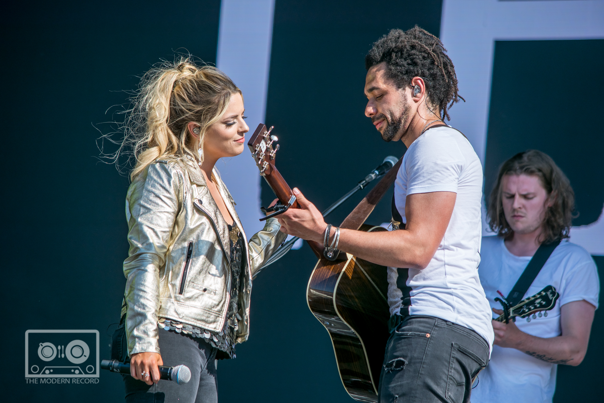 THE SHIRES PERFORMING AT BBC BIGGEST WEEKEND IN PERTH - 26.05.2018  PICTURE BY: STEPHEN WILSON PHOTOGRAPHY