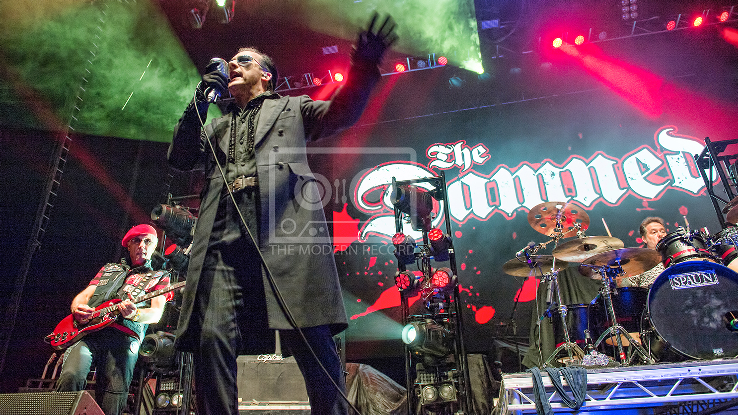 The Damned At The SSE Hydro, Glasgow19-06-201801.jpg