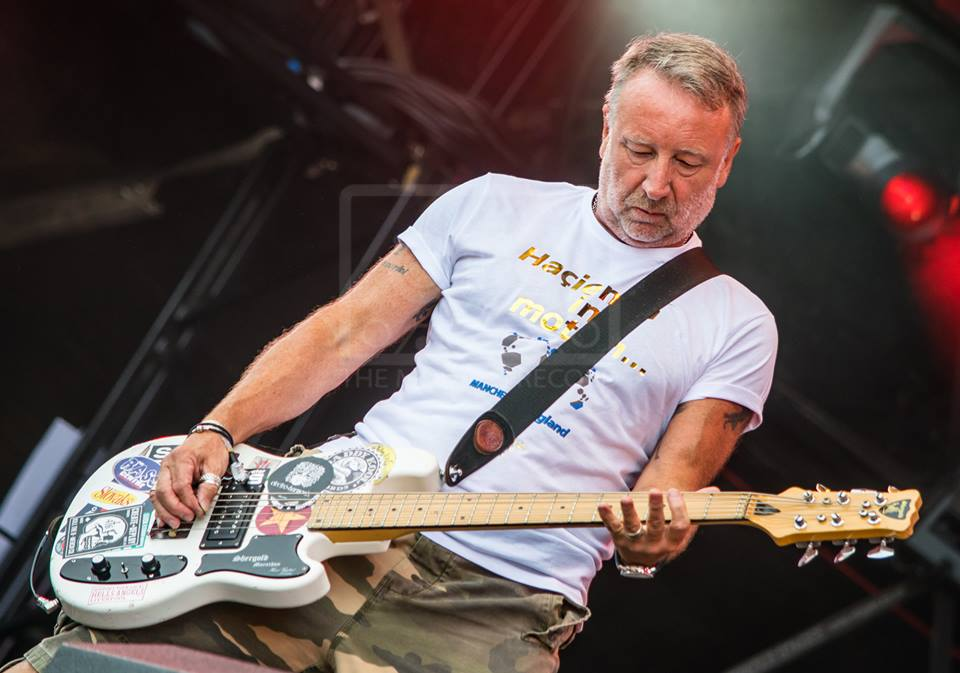 PETER HOOK & THE LIGHT PERFORMING AT REWIND FESTIVAL - SATURDAY - 21.07.2018  PICTURE BY: STEPHEN WILSON PHOTOGRAPHY