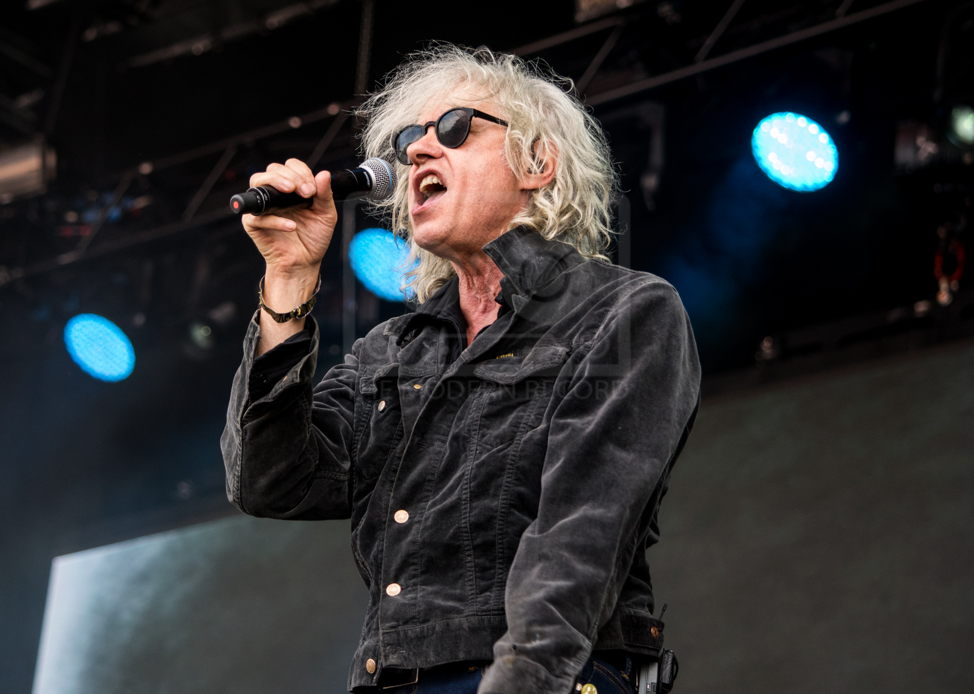 THE BOOMTOWN RATS PERFORMING AT REWIND! SCOTLAND - SUNDAY - 22.08.2018  PICTURE BY: STEPHEN WILSON PHOTOGRAPHY