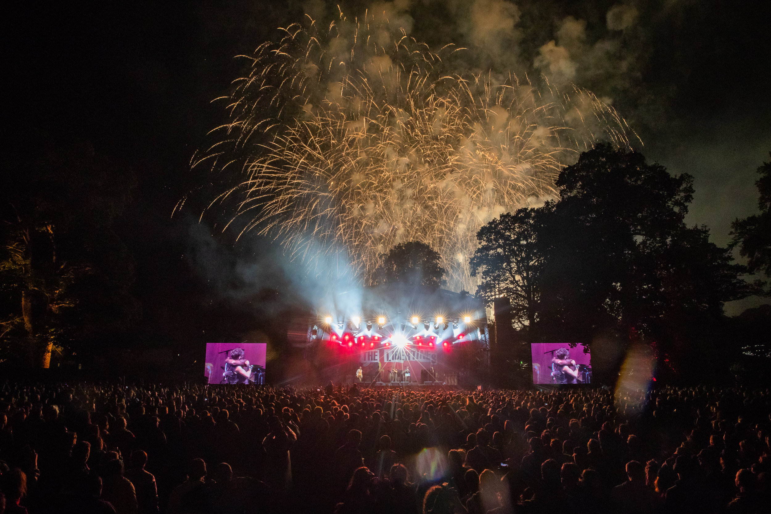 THE LIBERTINES CLOSING THE FINAL DAY AT KENDALL CALLING 2018 - 29.07.2018  PICTURE BY: JODY HART PHOTOGRAPHY