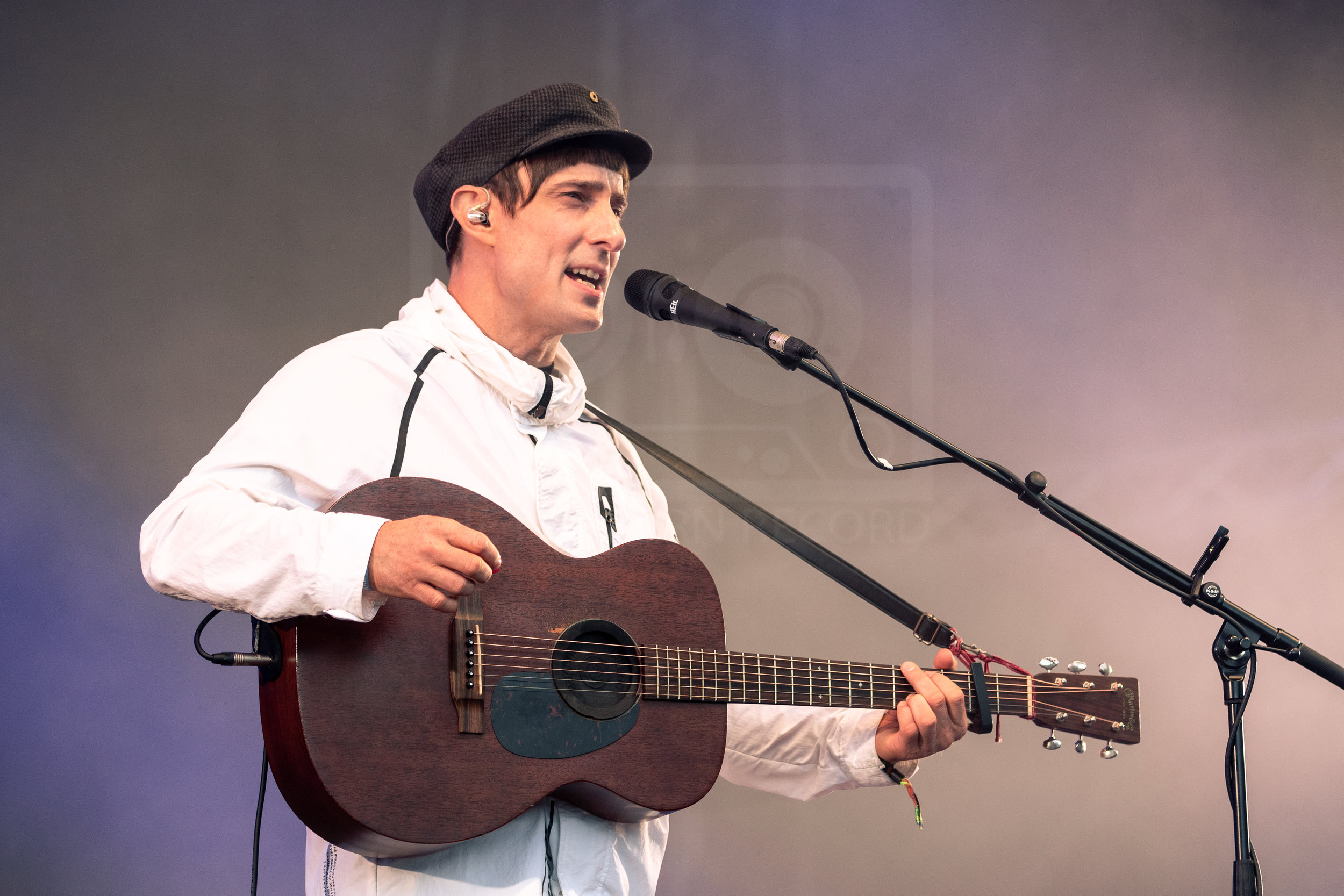 GERRY CINNAMON PERFORMING AT BELLADRUM TARTAN HEART FESTIVAL 2018 - 04.08.2018  PICTURE BY: KENDALL WILSON PHOTOGRAPHY