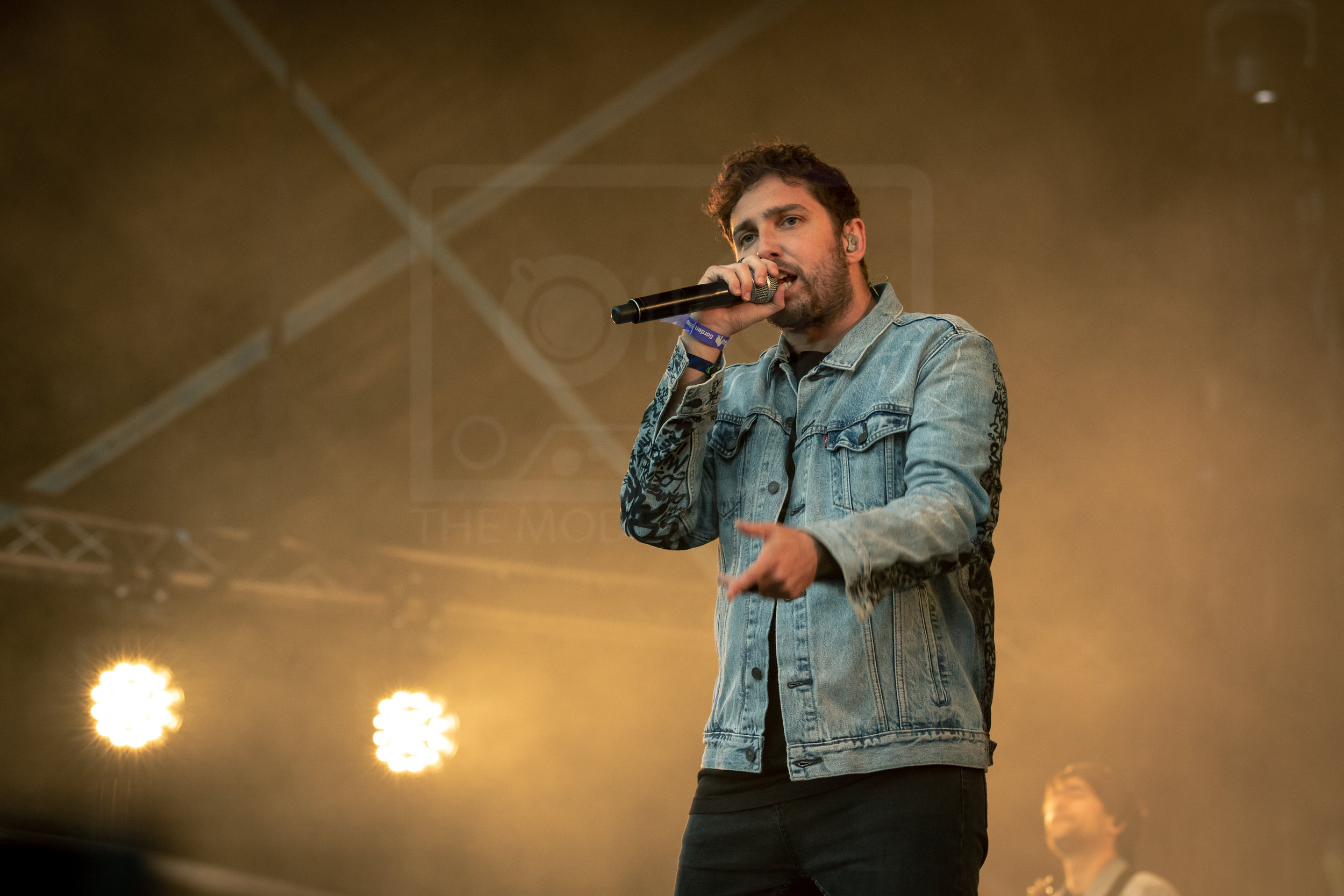 YOU ME AT SIX PERFORMING AT BELLADRUM TARTAN HEART FESTIVAL 2018 - 04.08.2018  PICTURE BY: KENDALL WILSON PHOTOGRAPHY
