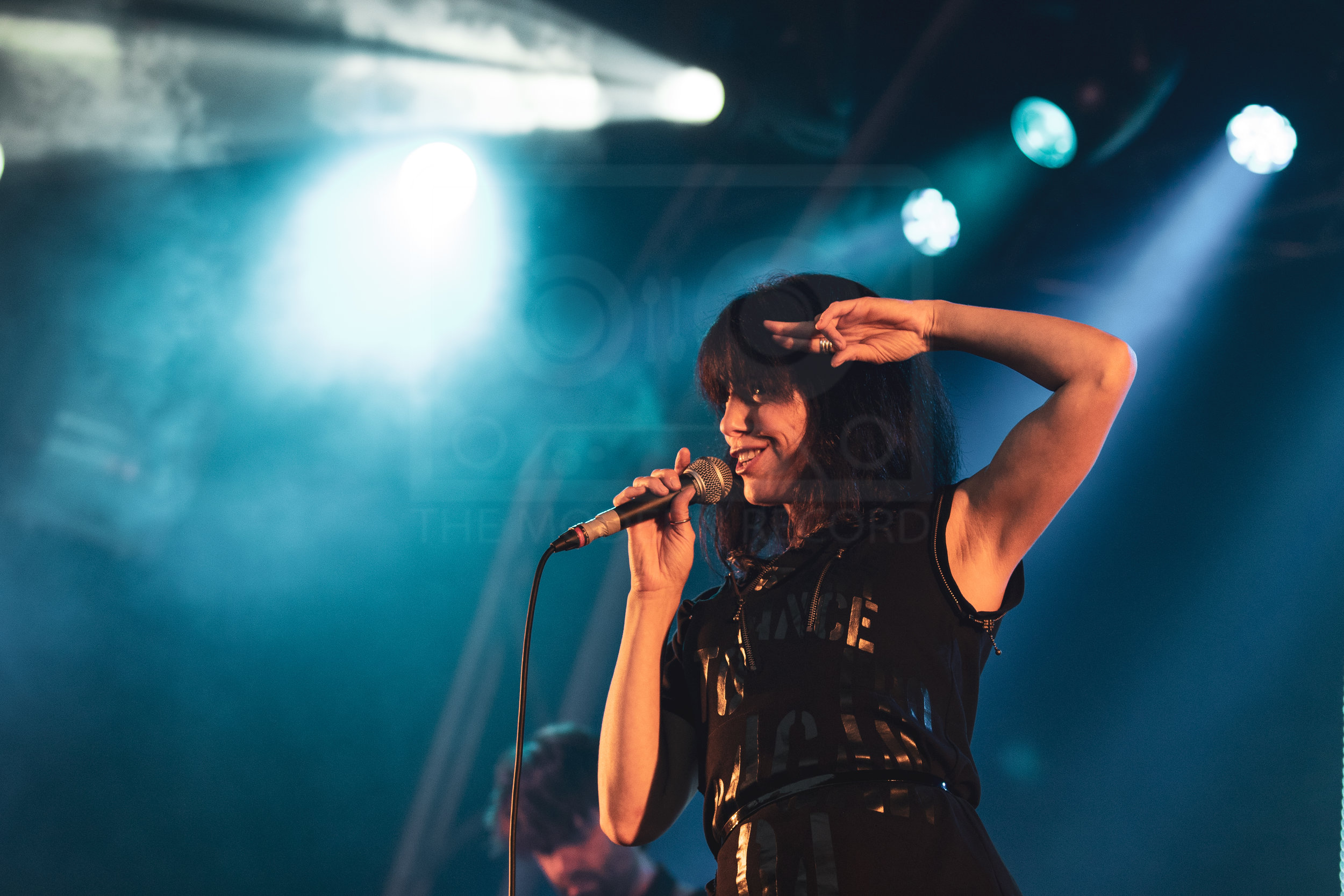 IMELDA MAY PERFORMING AT PARTY AT THE PALACE 2018 - 12.11.2018  PICTURE BY: KENDALL WILSON PHOTOGRAPHY