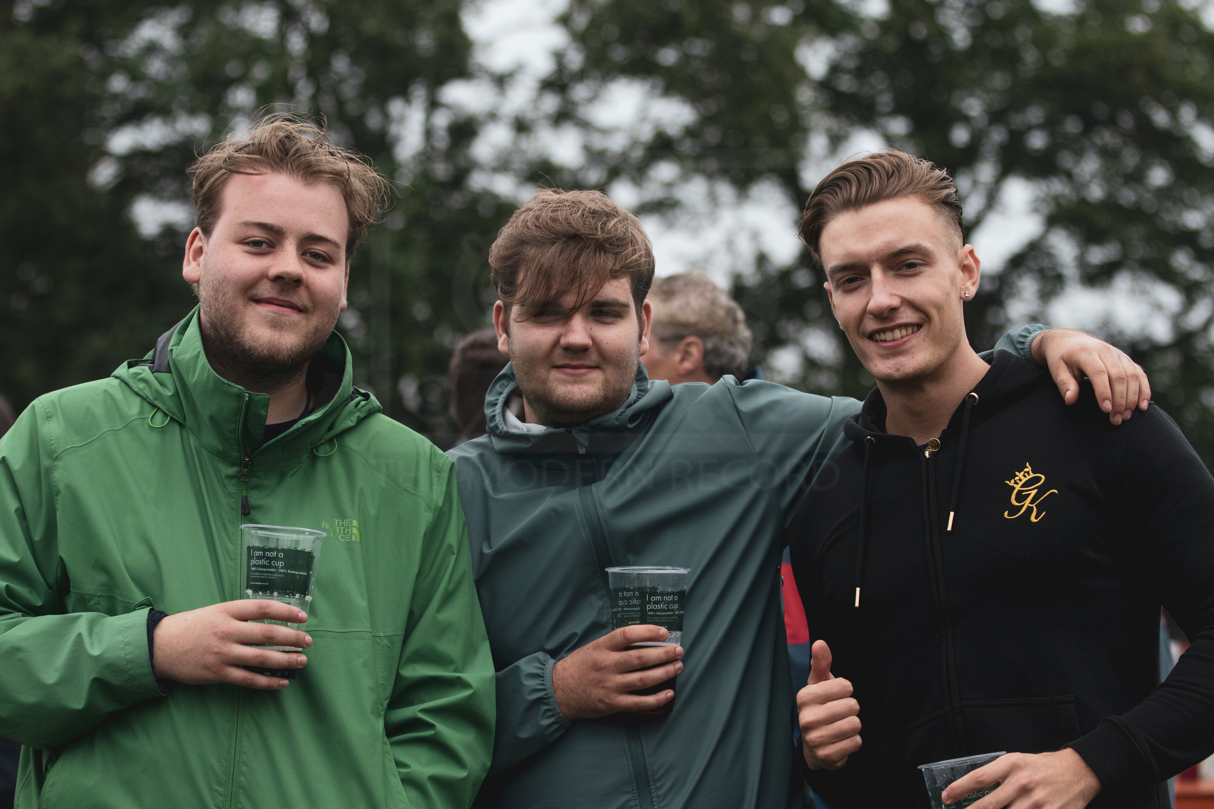 FESTIVAL GOERS AT PARTY AT THE PALACE 2018 - 12.11.2018  PICTURE BY: KENDALL WILSON PHOTOGRAPHY