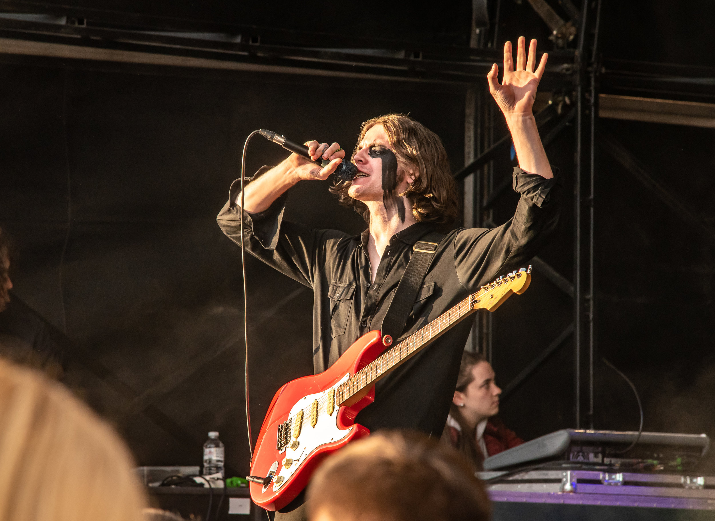 THE BLINDERS HEADLINING BBC INTRODUCING STAGE AT SECOND DAY OF LEEDS FESTIVAL 2018 - 25.08.2018  PICTURE BY: CALUM BUCHAN PHOTOGRAPHY