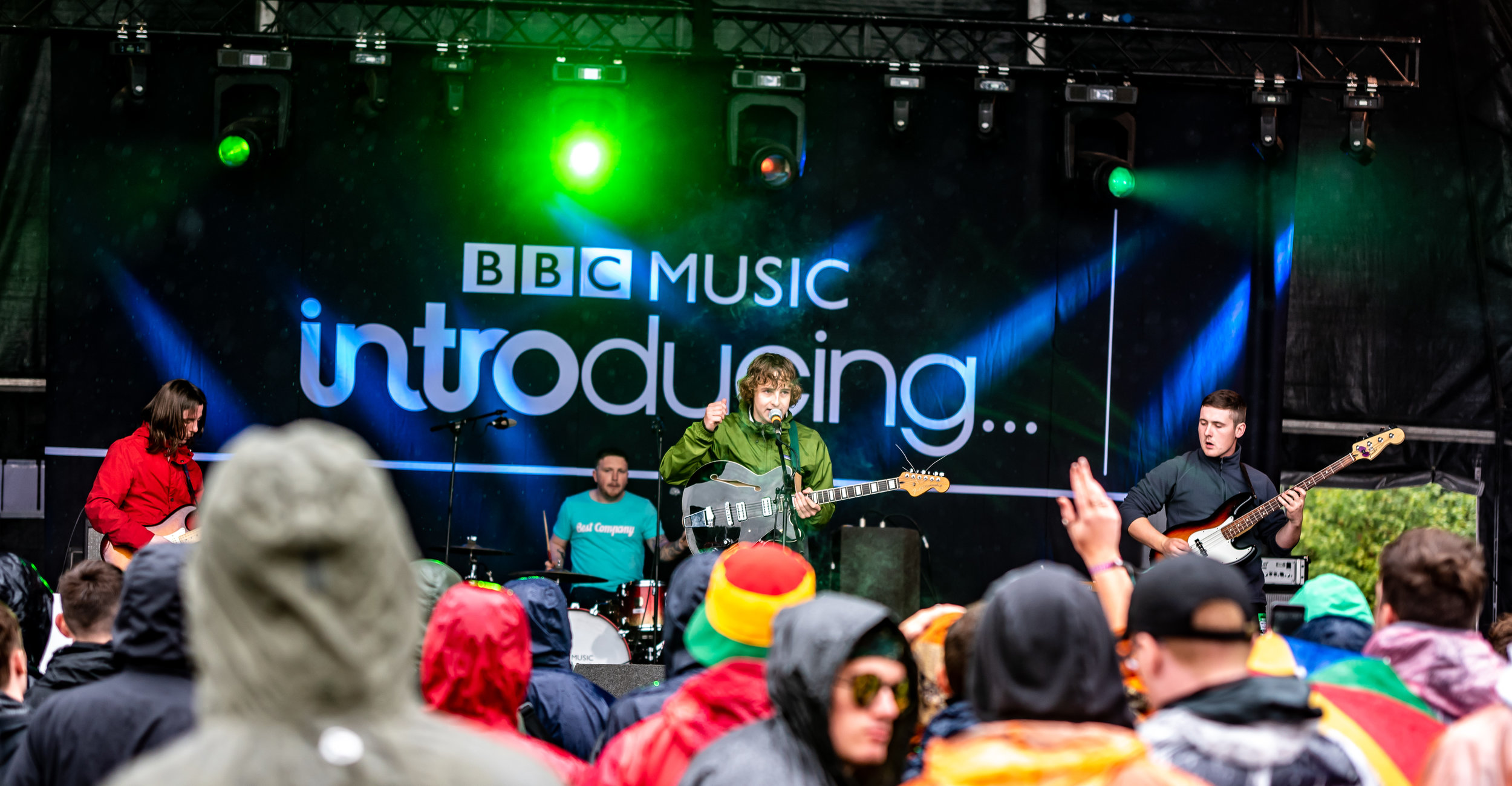 THE SNUTS PERFORMING ON THE BBC INTRODUCING STAGE AT LEEDS FESTIVAL 2018 - 26.08.2018  PICTURE BY: CALUM BUCHAN PHOTOGRAPHY