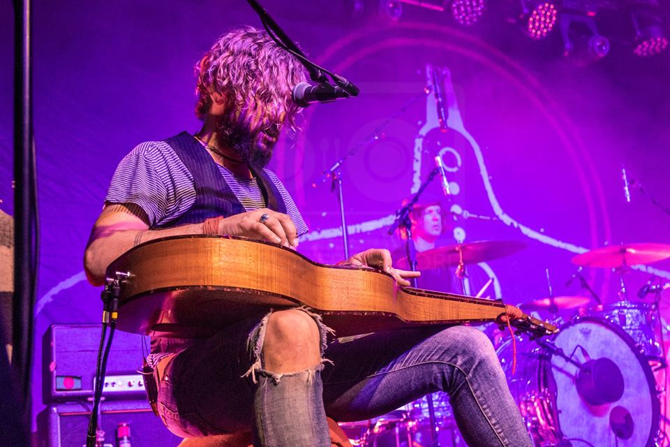 JOHN BUTLER TRIO PERFORMING AT GLASGOW'S BARROWLAND BALLROOM - 11.10.2018 PICTURE BY: KENDALL WILSON PHOTOGRAPHY