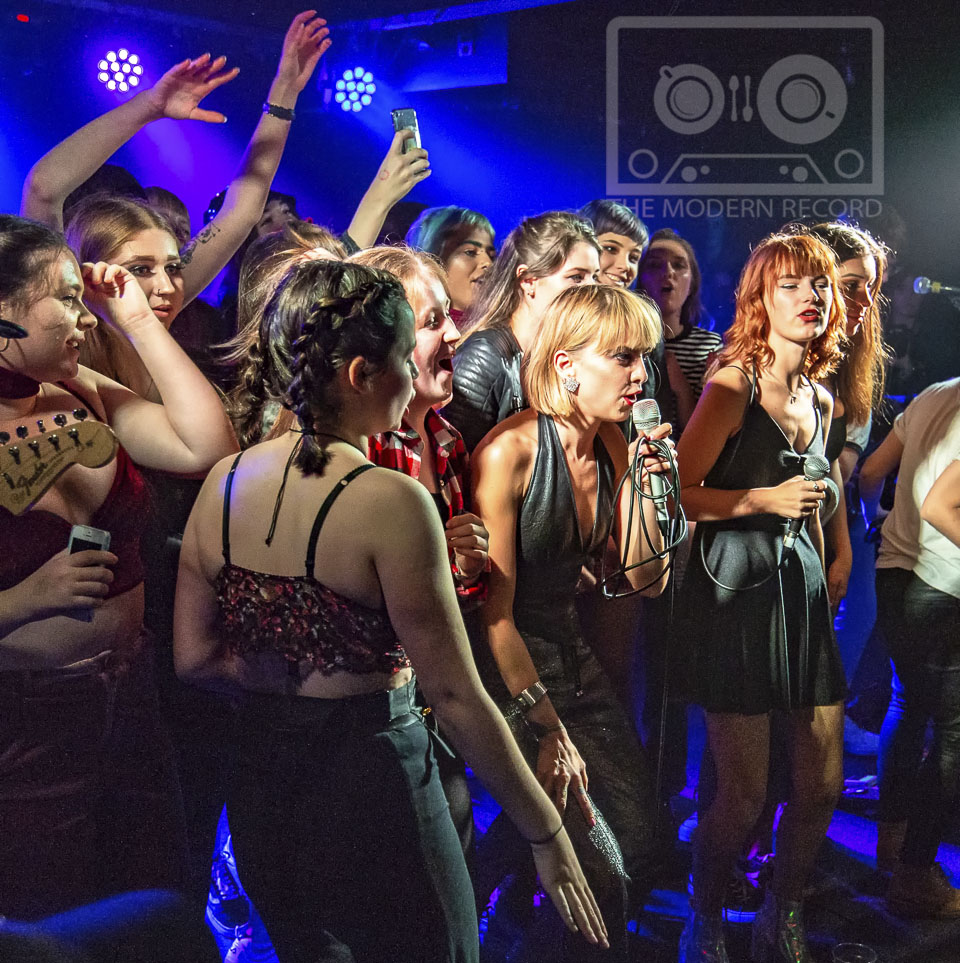 ANTEROS PERFORMING AT LEEDS WARDROBE - 16.10.2018  PICTURE BY: JOHN HAYHURST AT  SNAPAGIG.COM
