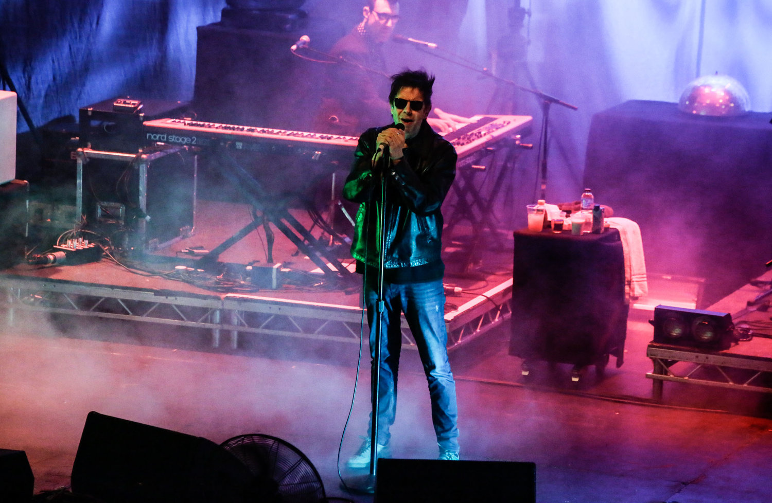 ECHO & THE BUNNYMEN PERFORMING AT YORK'S BARBICAN CENTRE - 22.10.2018  PICTURE BY: LAURA TOOMER @TOOMERGIGPHOTOGRAPHY