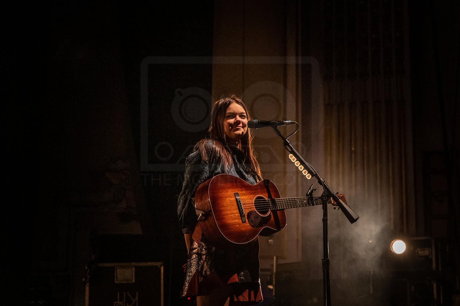 FIRST AID KIT PERFORMING AT EDINBURGH'S USHER HALL - 26.10.2018 PICTURE BY: KENDALL WILSON PHOTOGRAPHY