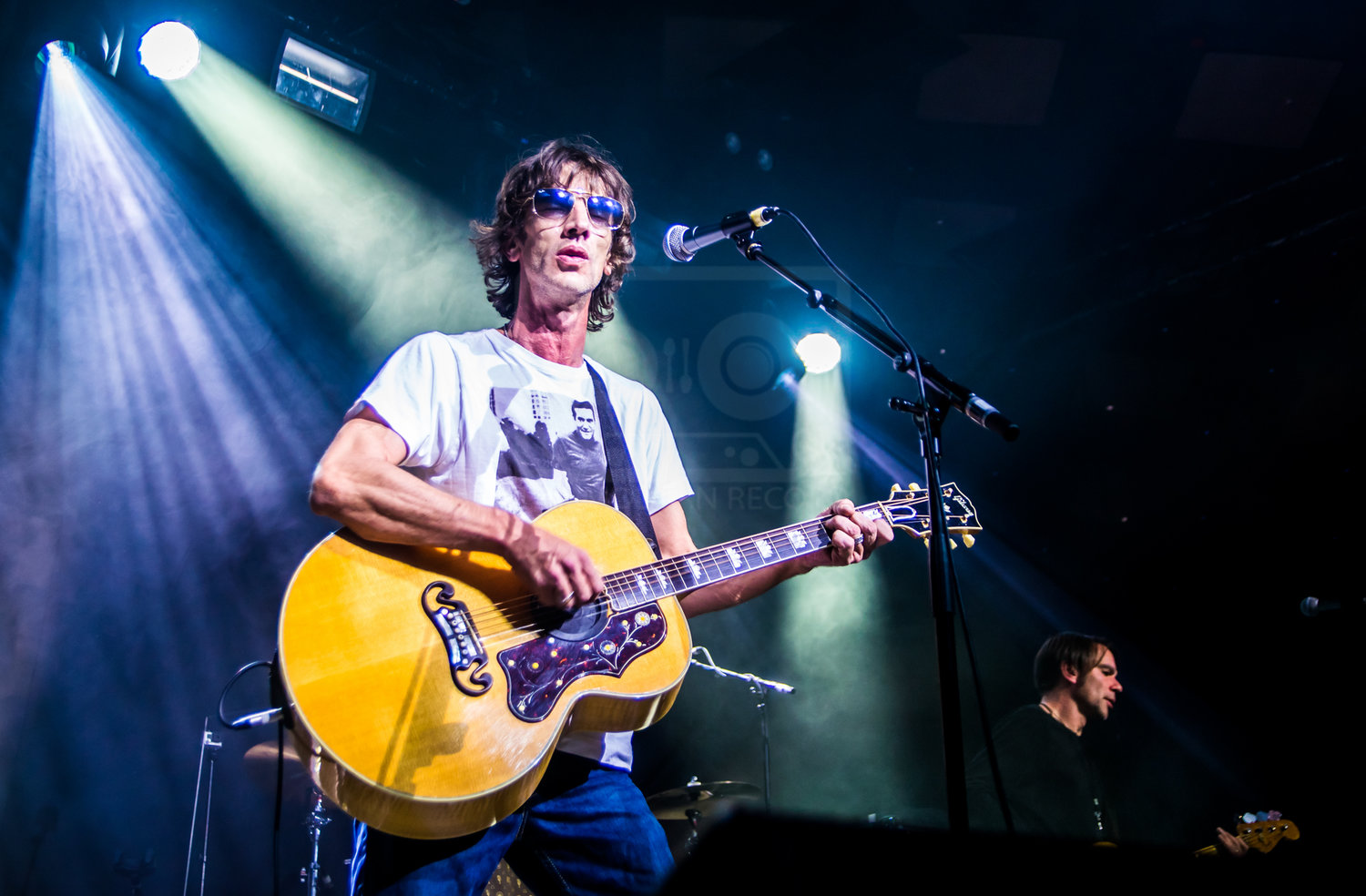 RICHARD ASHCROFT PERFORMING AT GLASGOW'S BARROWLAND BALLROOM - 26.10.2018  PICTURE BY: STEPHEN WILSON PHOTOGRAPHY