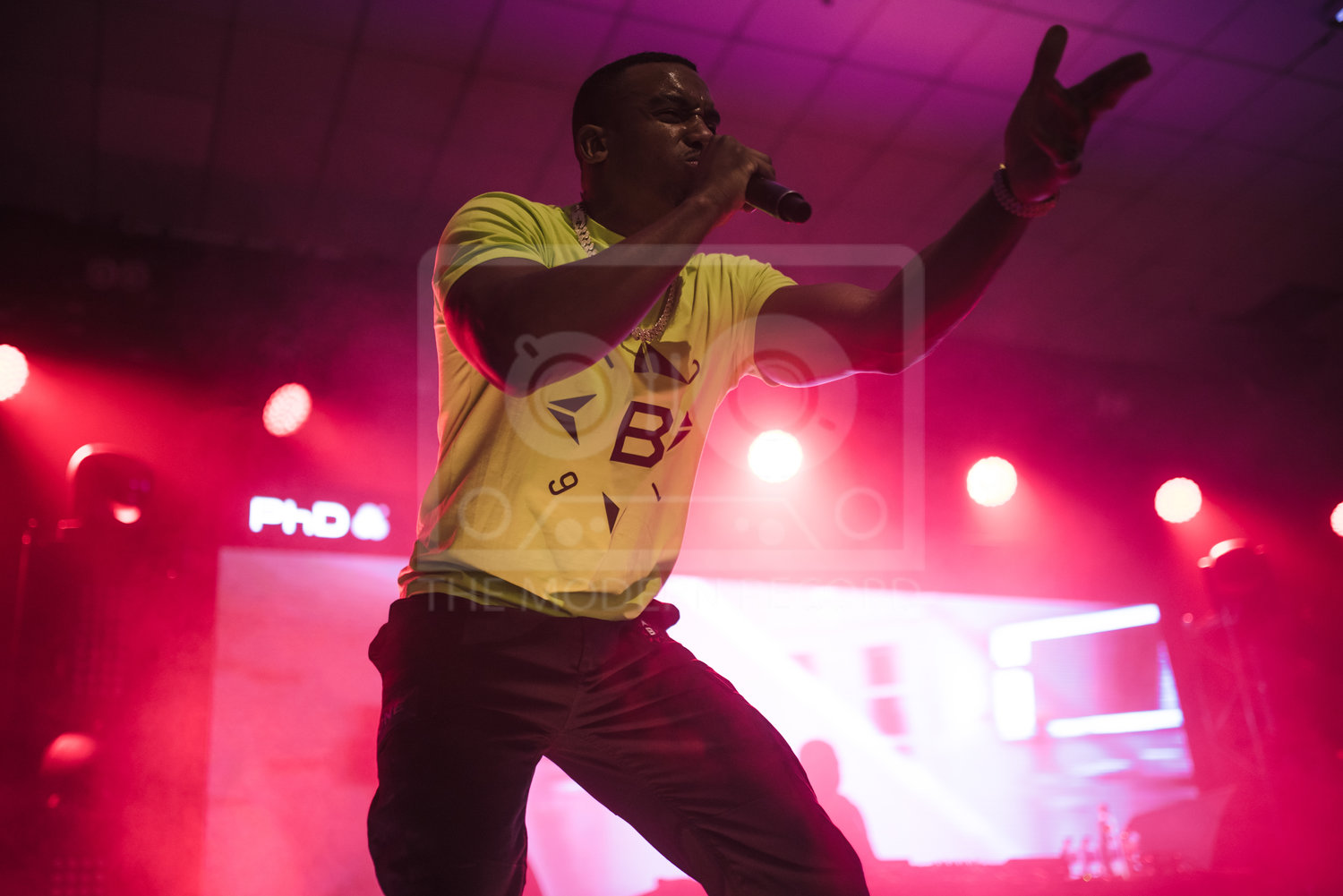 BUGZY MALONE PERFORMING AT EDINBURGH'S CORN EXCHANGE - 14.11.2018  PICTURE BY: INNES REID PHOTOGRAPHY
