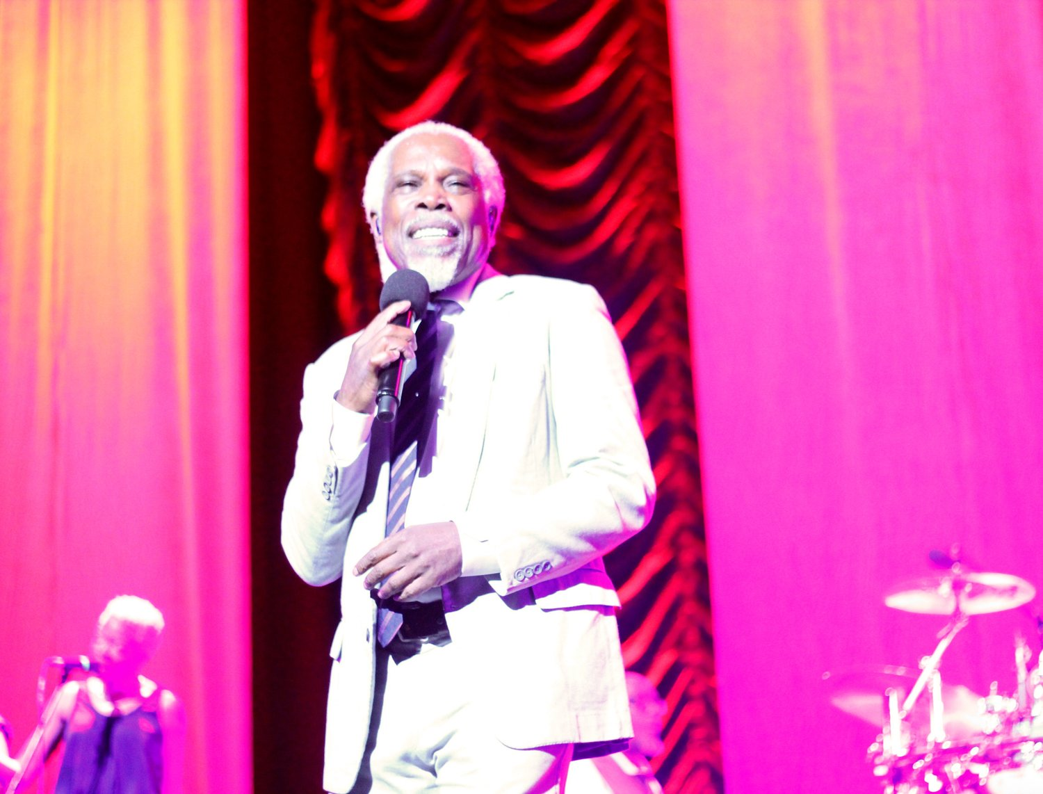 BILLY OCEAN AT THE ROYAL CONCERT HALL, GLASGOW - 14.11.18  PICTURE BY ALAN WHITFIELD