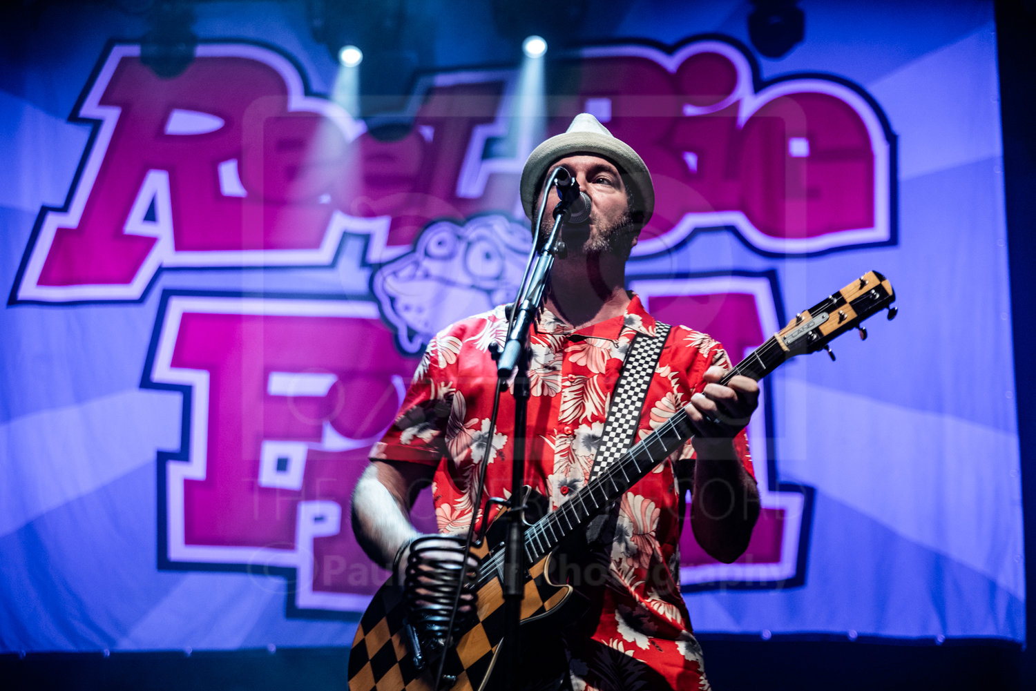 REEL BIG FISH PERFORMING AT GLASGOW'S O2 ACADEMY - 15.11.2018  PICTURE BY: PAUL STORR PHOTOGRAPHY