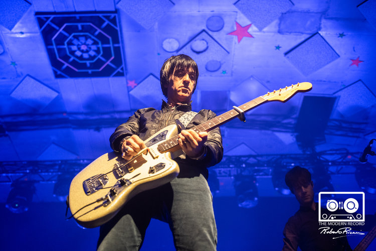 01 - JOHNNY MARR - BARROWLAND BALLROOM, GLASGOW - 15-11-2018 - Picture by - Roberto Ricciuti.jpg
