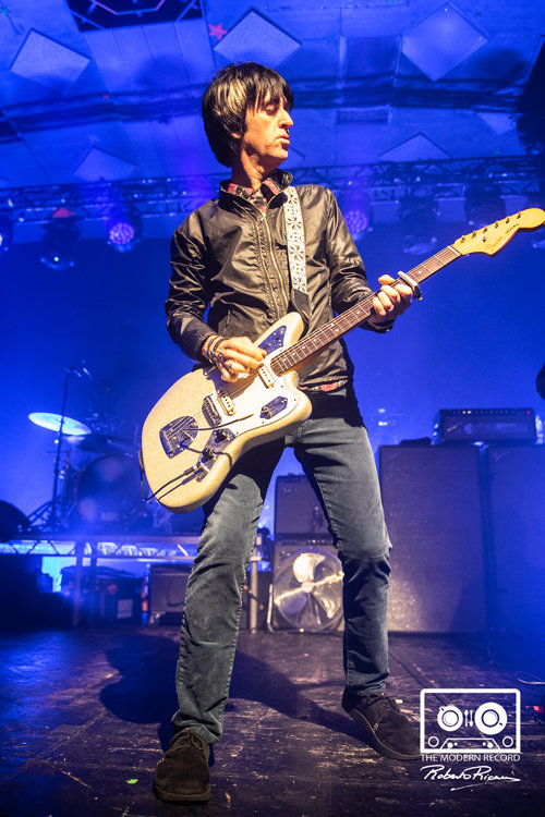 02 - JOHNNY MARR - BARROWLAND BALLROOM, GLASGOW - 15-11-2018 - Picture by - Roberto Ricciuti.jpg