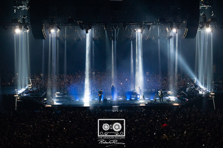01 - MUMFORDandSONS - THE SSE HYDRO, GLASGOW - 15-11-2018 - Picture by - Roberto Ricciuti.jpg