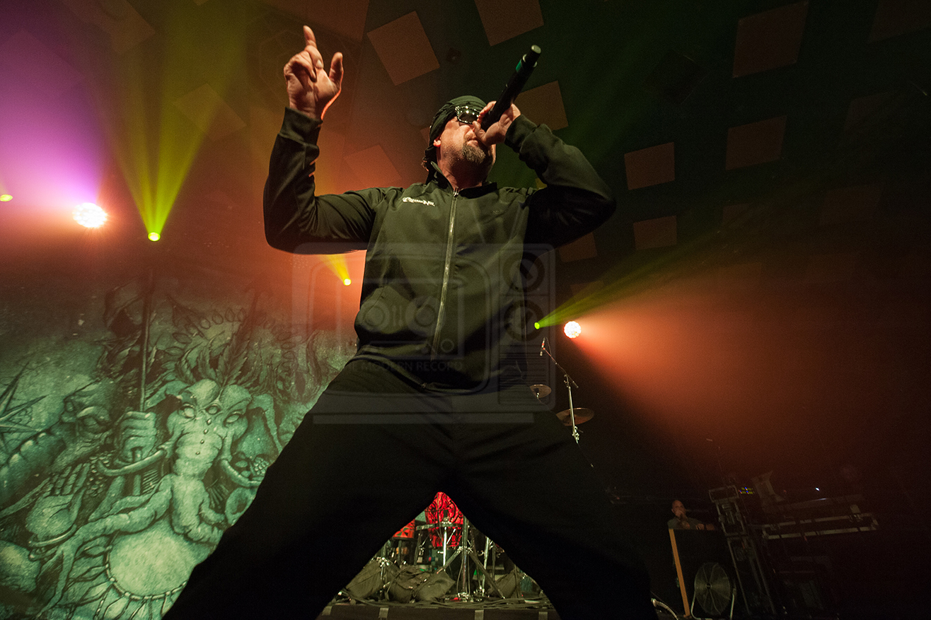 CYPRESS HILL PERFORMING AT GLASGOW'S BARROWLAND BALLROOM - 03.12.2018  PICTURE BY: STUART WESTWOOD PHOTOGRAPHY