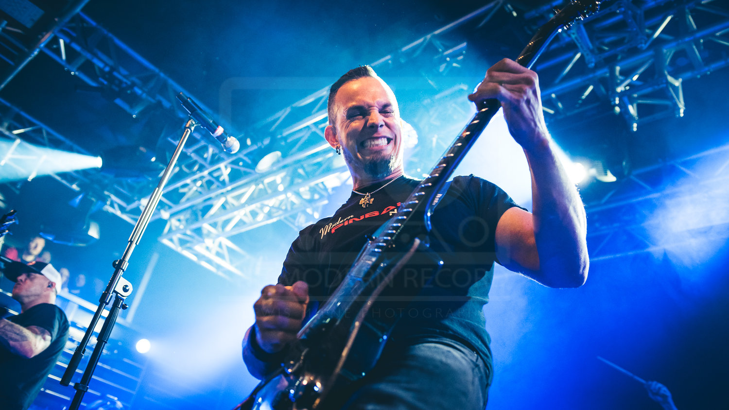 TREMONTI PERFORMING AT EDINBURGH'S LIQUID ROOMS - 06.12.2018 PICTURE BY: LEWIS MILNE PHOTOGRAPHY