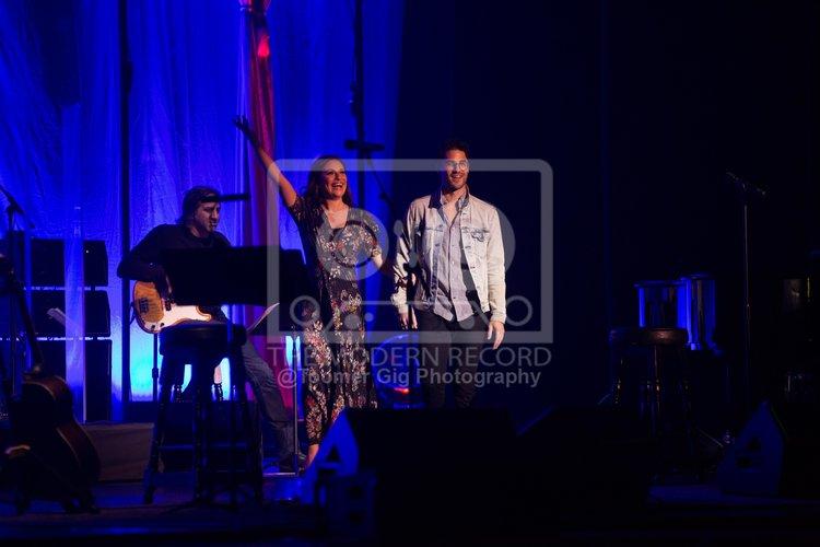 Lea Michelle + Darren Criss - manchester-1.jpg
