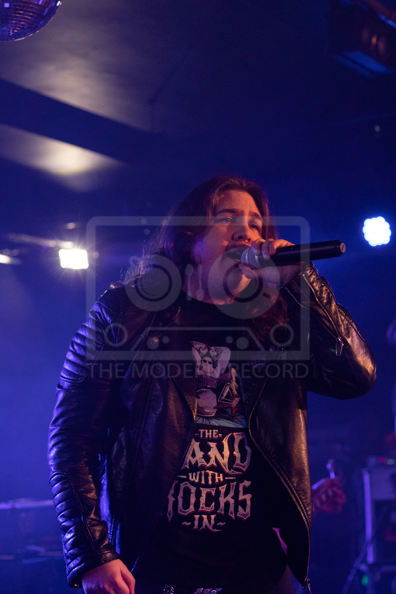 8 - Dead Mans Whisky (support) - Newcastle University SU, Newcastle - 08-12-18 Picture by Will Gorman Photo.JPG