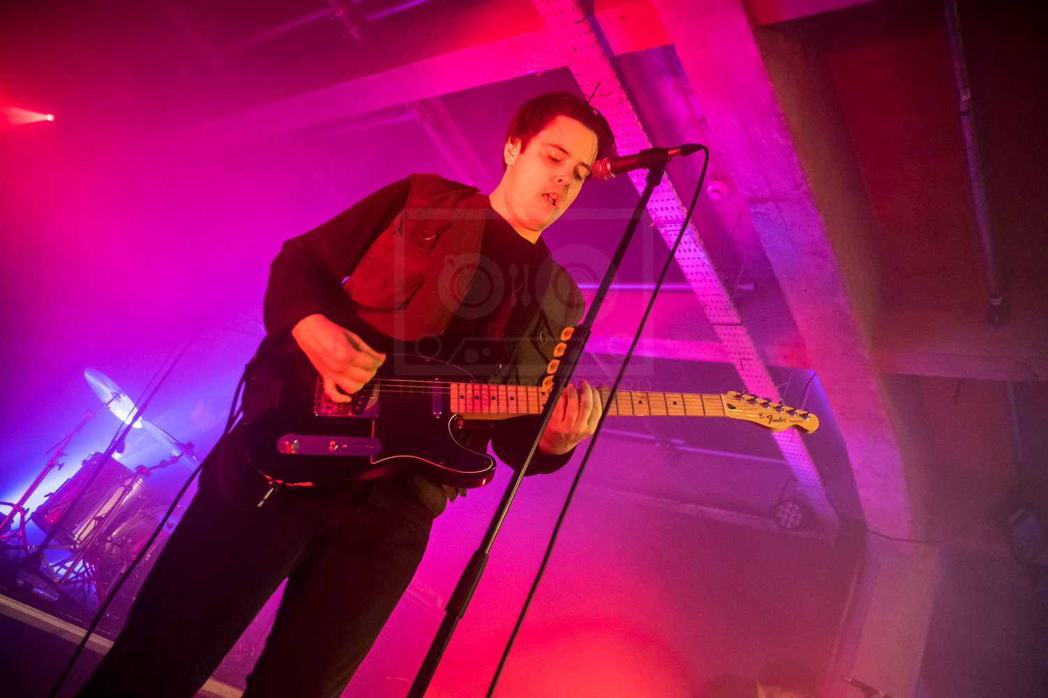 BABY STRANGE PERFORMING AT GLASGOW'S SWG3: TV STUDIO - 22.12.2018 PICTURE BY: STEPHEN WILSON PHOTOGRAPHY