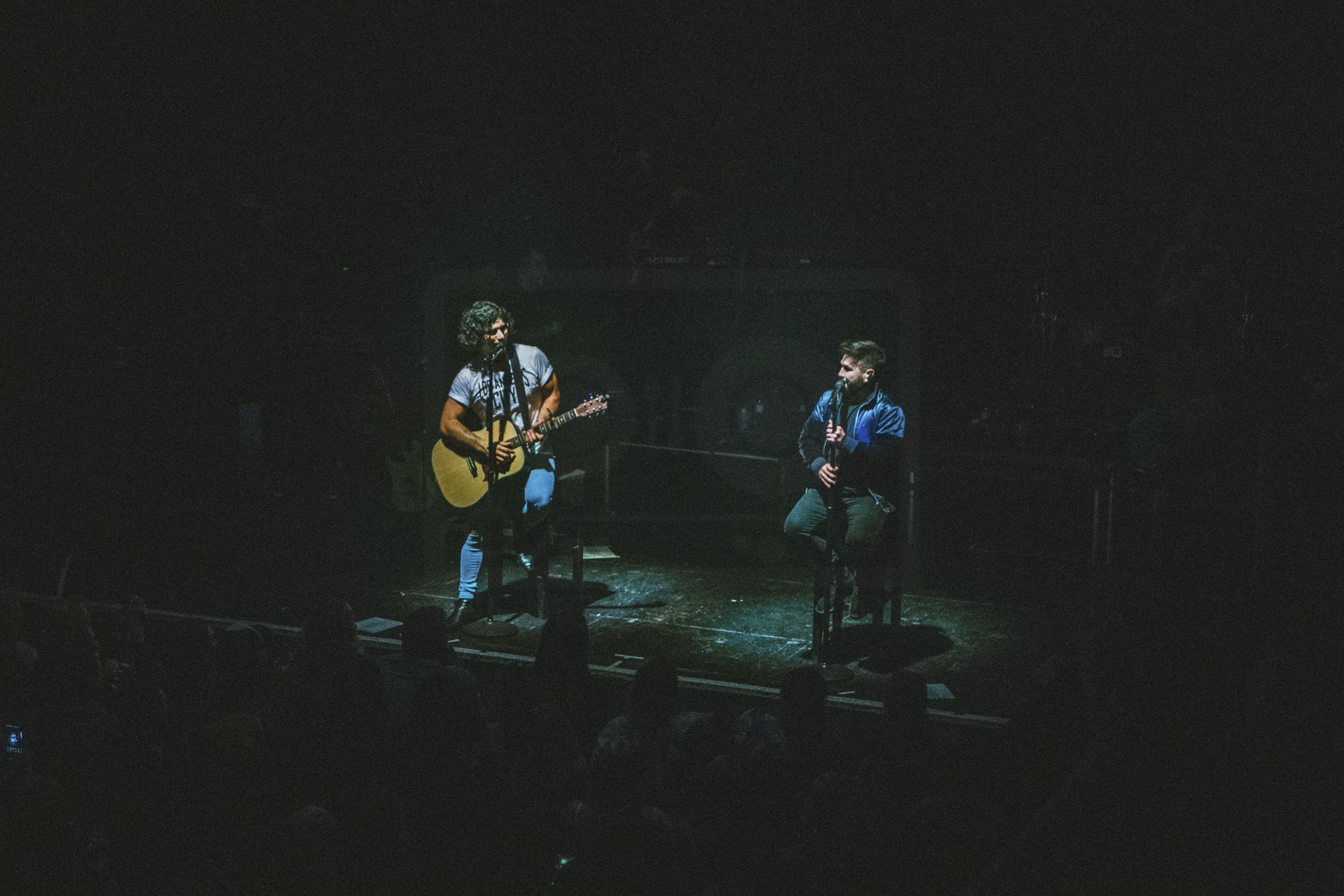 DAN + SHAY // O2 INSTITUTE, BIRMINGHAM — THE MODERN RECORD