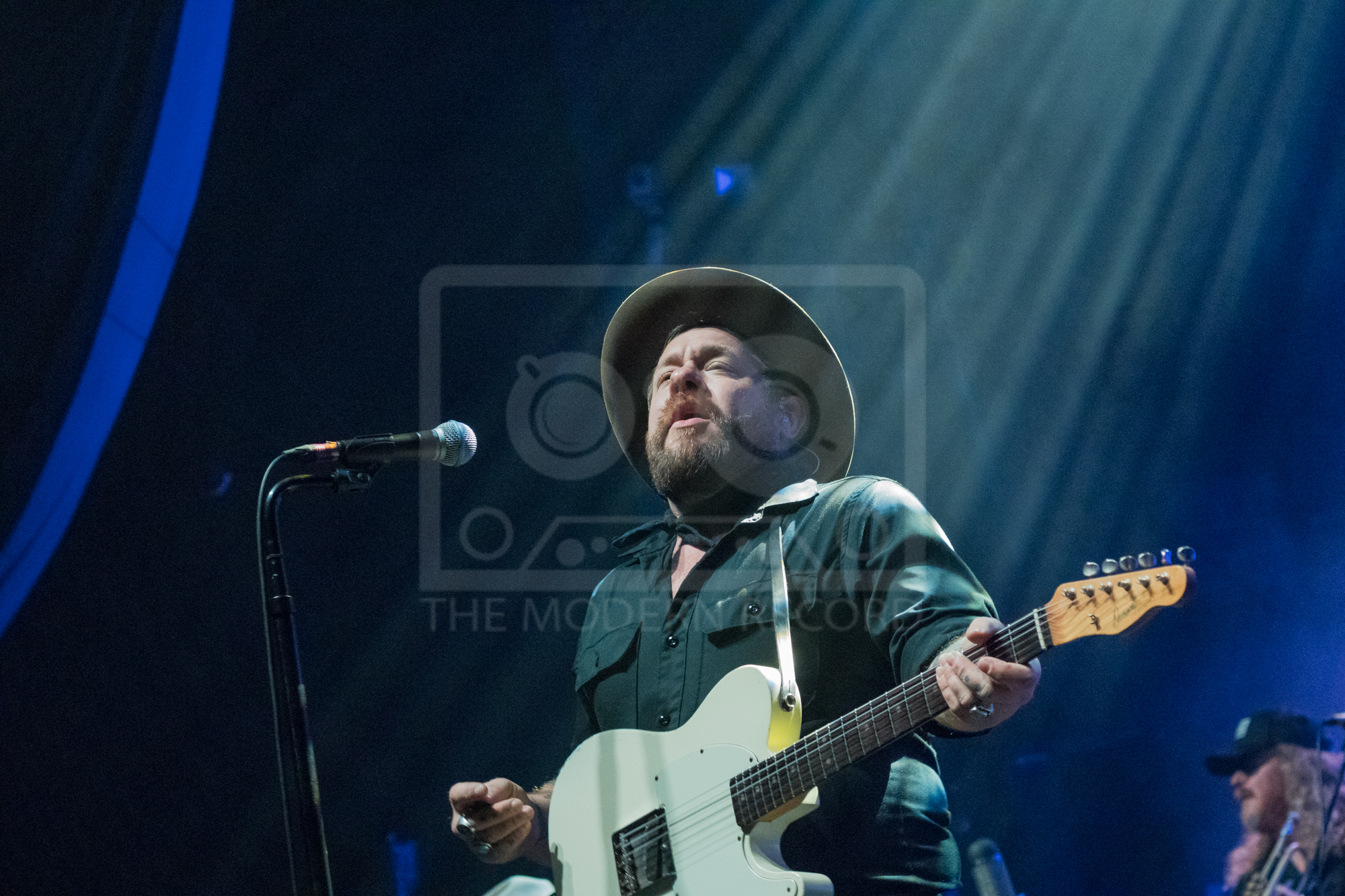 10 - Nathaniel Rateliff & The Night Sweats - O2 Academy, Newcastle - 21-01-19 Picture by Will Gorman Photo.JPG