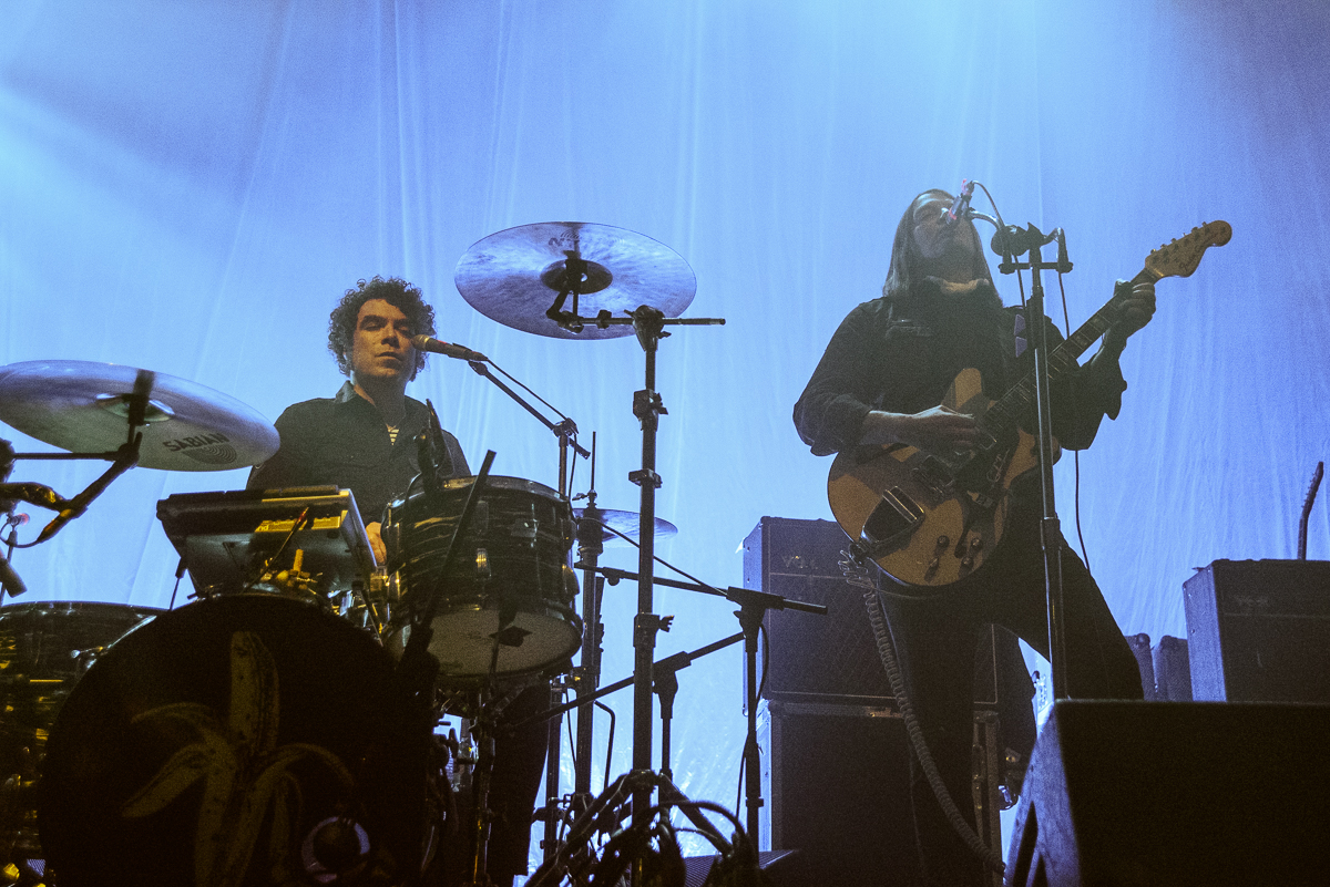 THE DANDY WARHOLS PERFORMING AT MANCHESTER'S ALBERT HALL - 31.01.2019  PICTURE BY: IAIN FOX PHOTOGRAPHY
