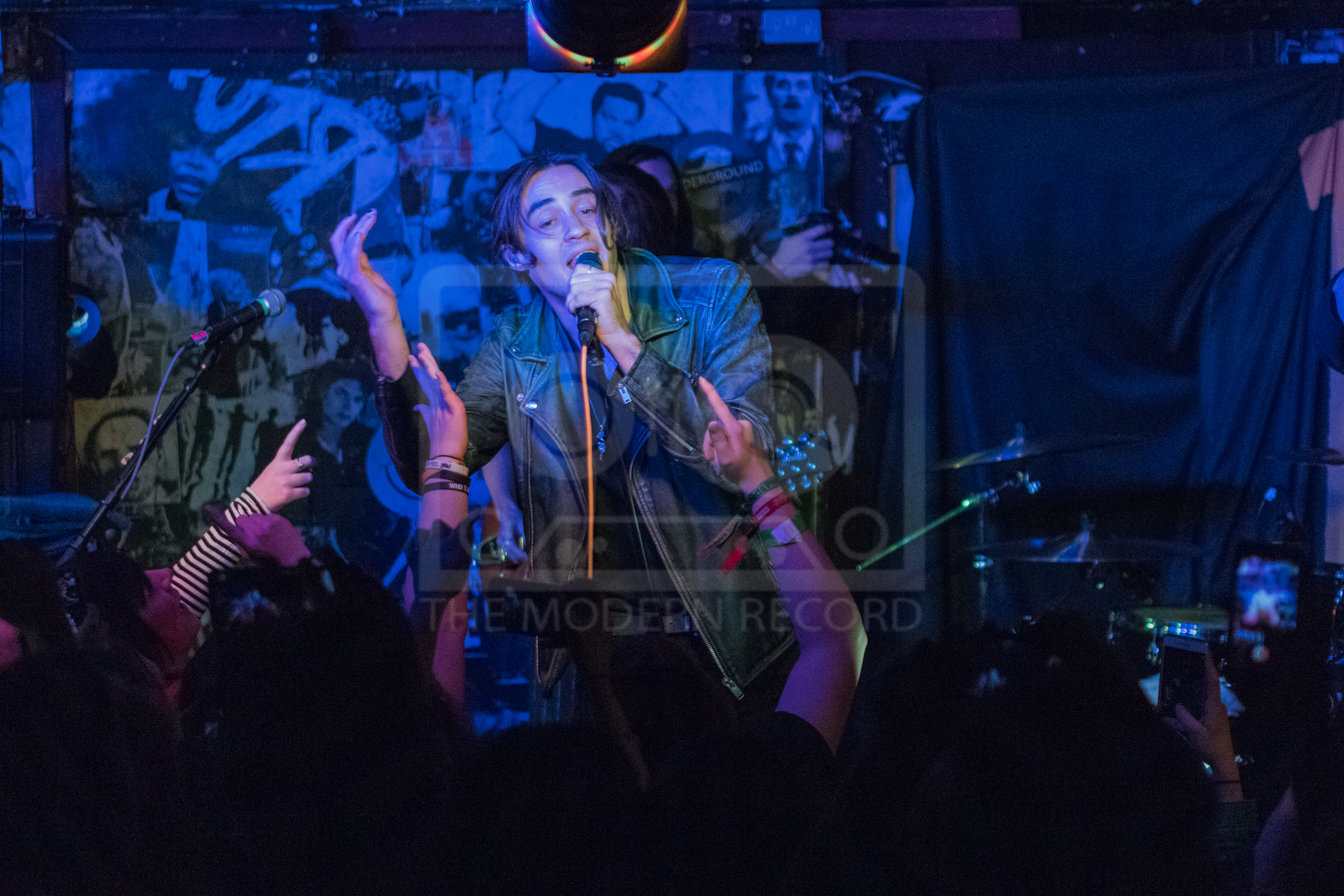 THE FAIM PERFORMING AT NEWCASTLE'S UPON TYNE THINK TANK? - 02.02.2019  PICTURE BY: WILL GORMAN PHOTOGRAPHY
