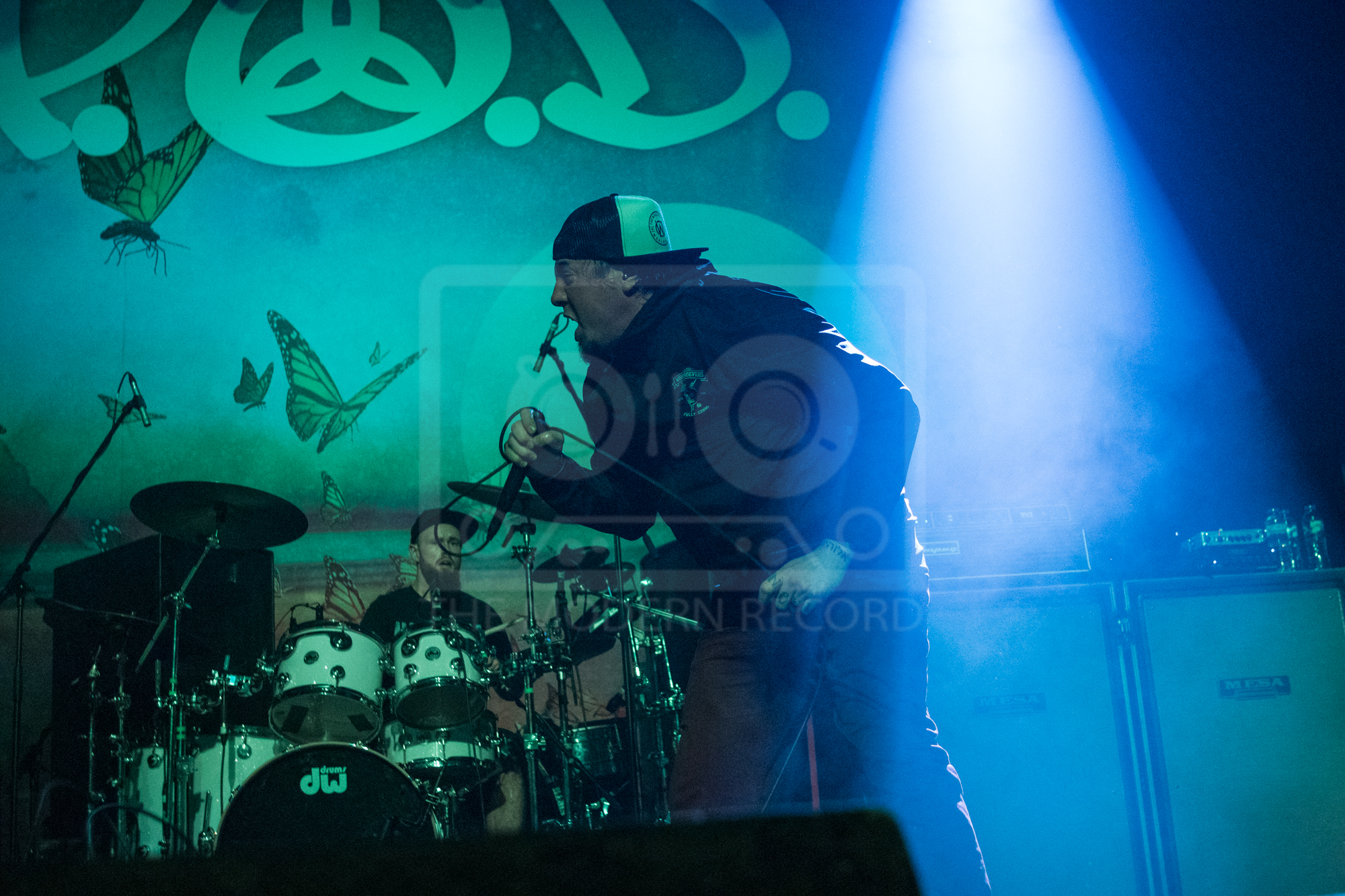 9 - P.O.D - O2 academy, Newcastle - 03-03-19 Picture by Will Gorman Photo-4616.JPG