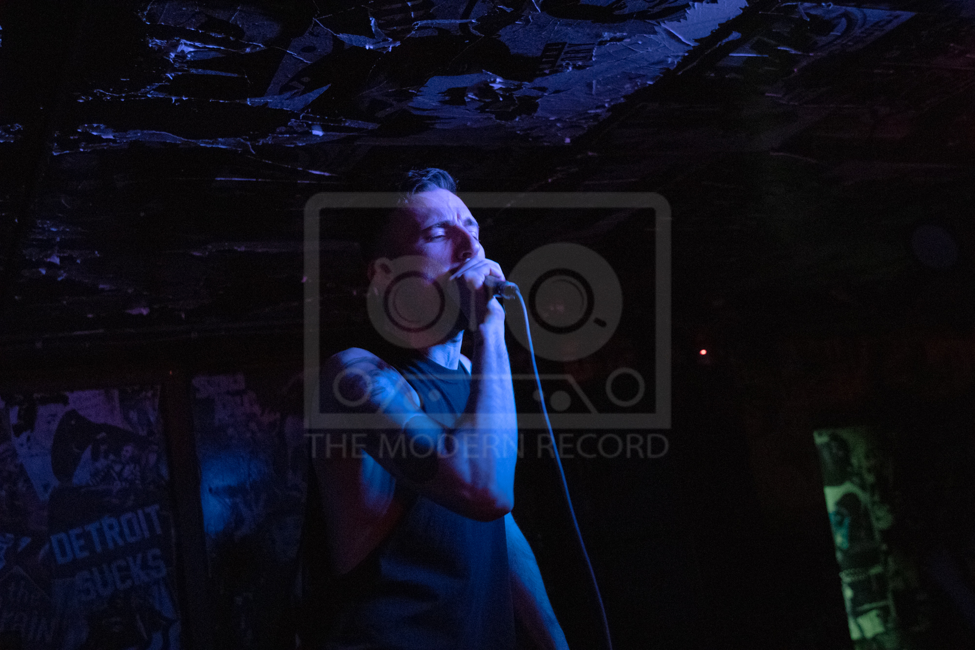 BLOOD YOUTH PERFORMING AT NEWCASTLE'S THINK TANK? - 04-03-19  PICTURE BY: WILL GORMAN PHOTOGRAPHY