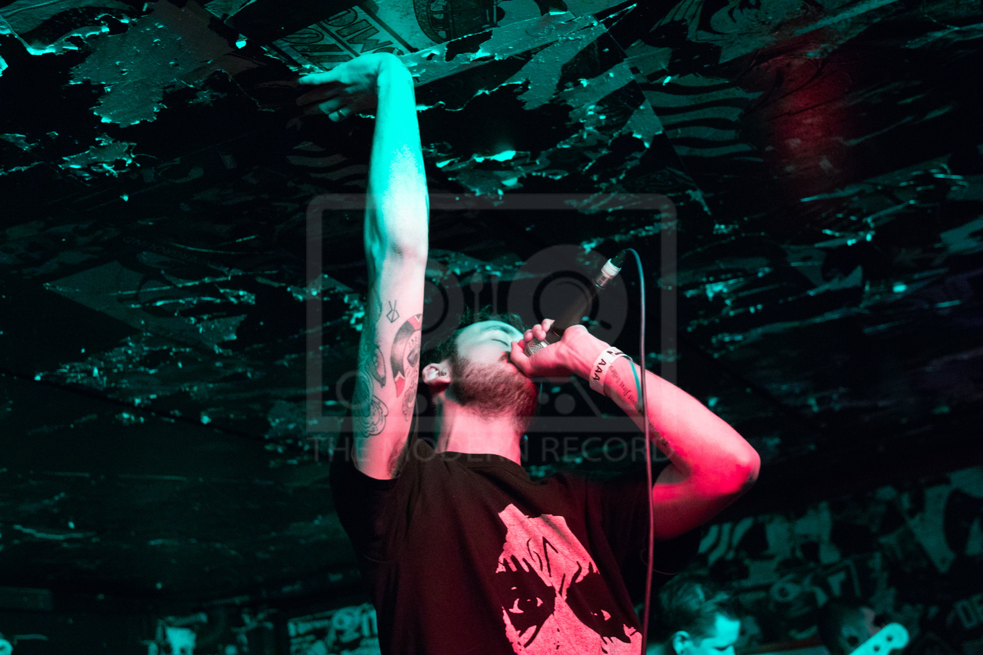1 - Palm Reader - Think Tank, Newcastle - 04-03-19 Picture by Will Gorman Photo.JPG