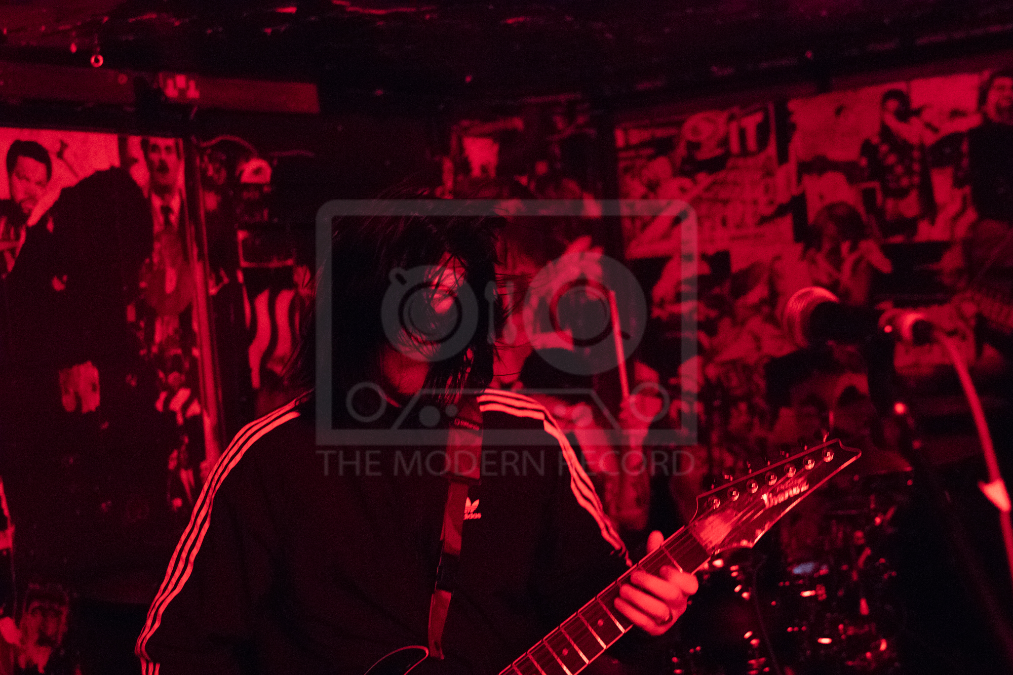 3 - Blood Youth - Think Tank, Newcastle - 04-03-19 Picture by Will Gorman Photo.JPG