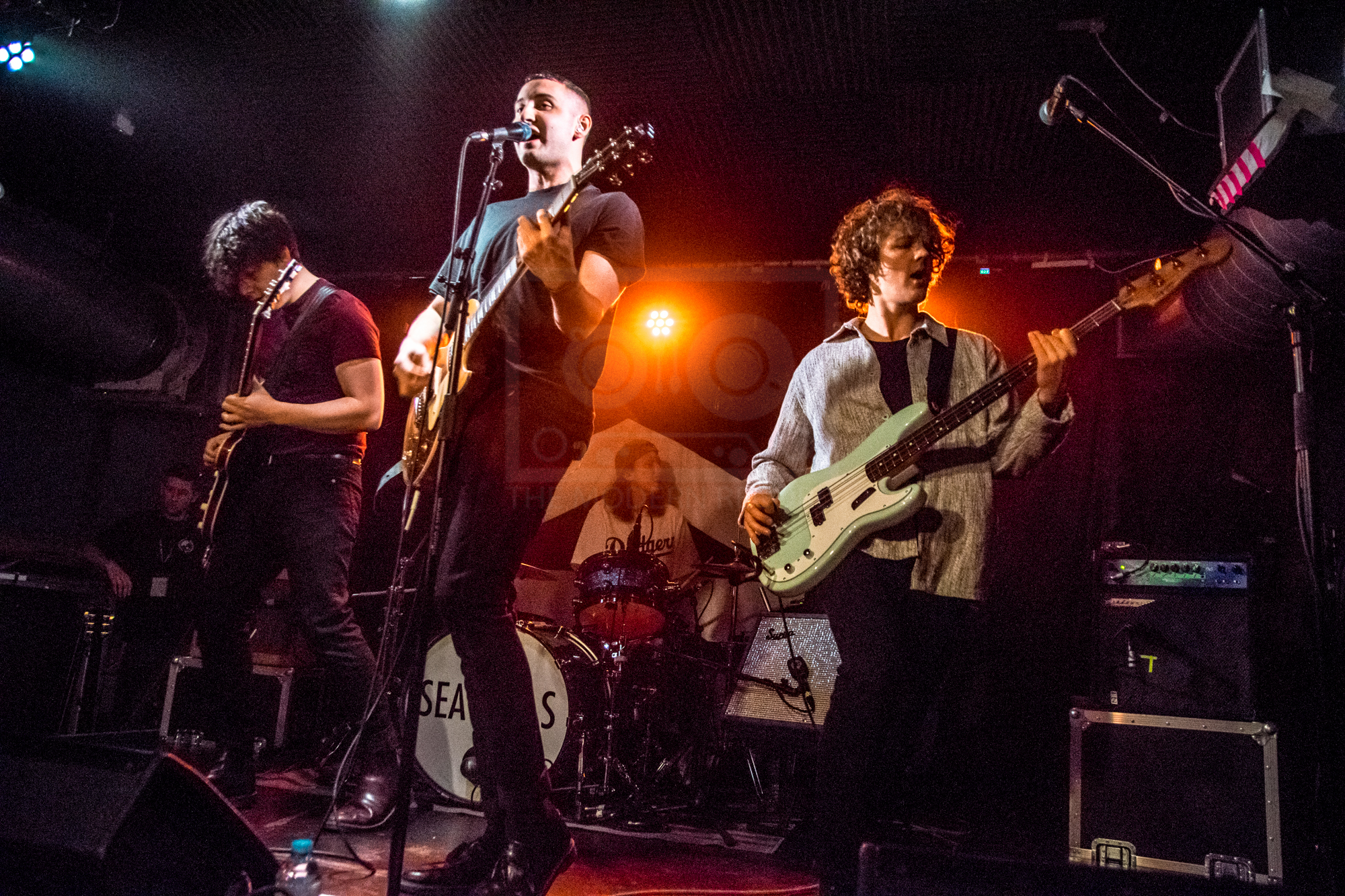 SEA GIRLS PERFORMING AT EDINBURGH'S MASH HOUSE - 28.02.2019  PICTURE BY: STEPHEN WILSON PHOTOGRAPHY