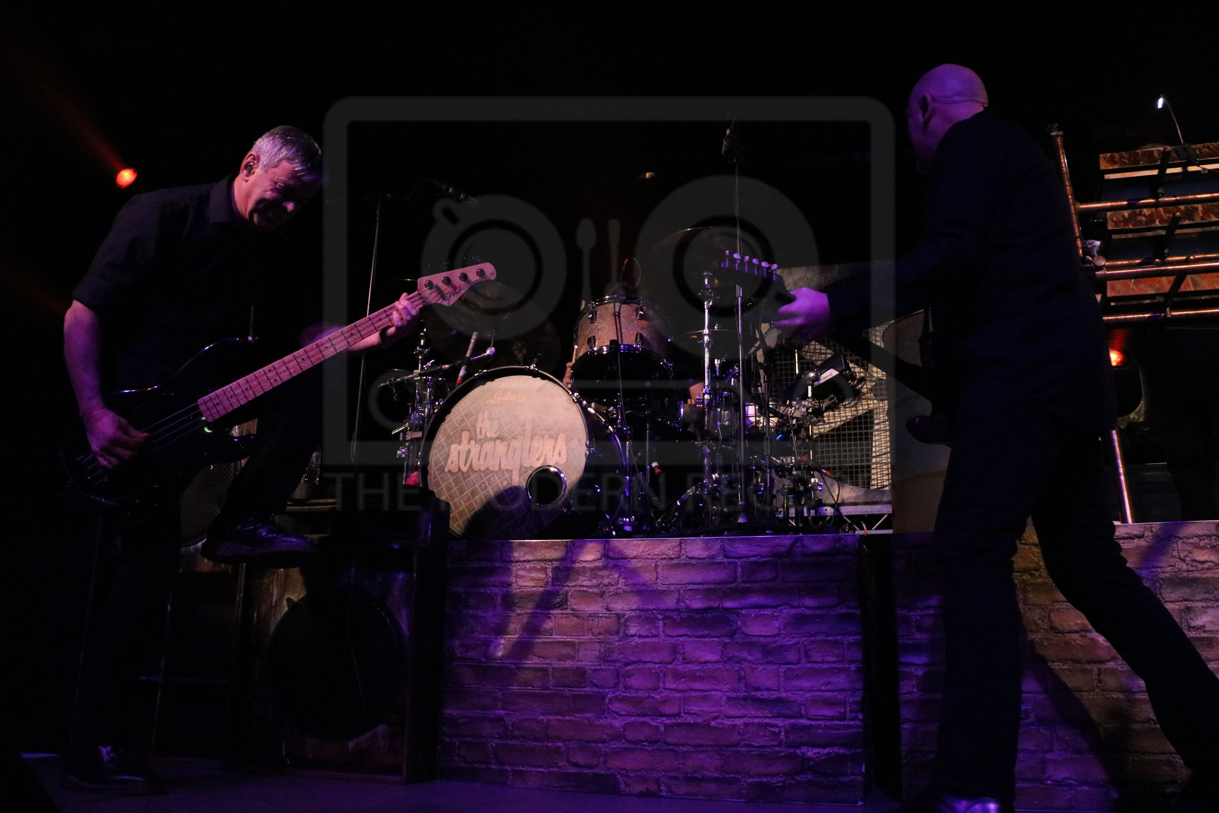THE STRANGLERS PERFORMING ABERDEEN'S BEACH BALLROOM - 08.03.2019  PICTURE BY: COREY MCKAY PHOTOGRAPHY