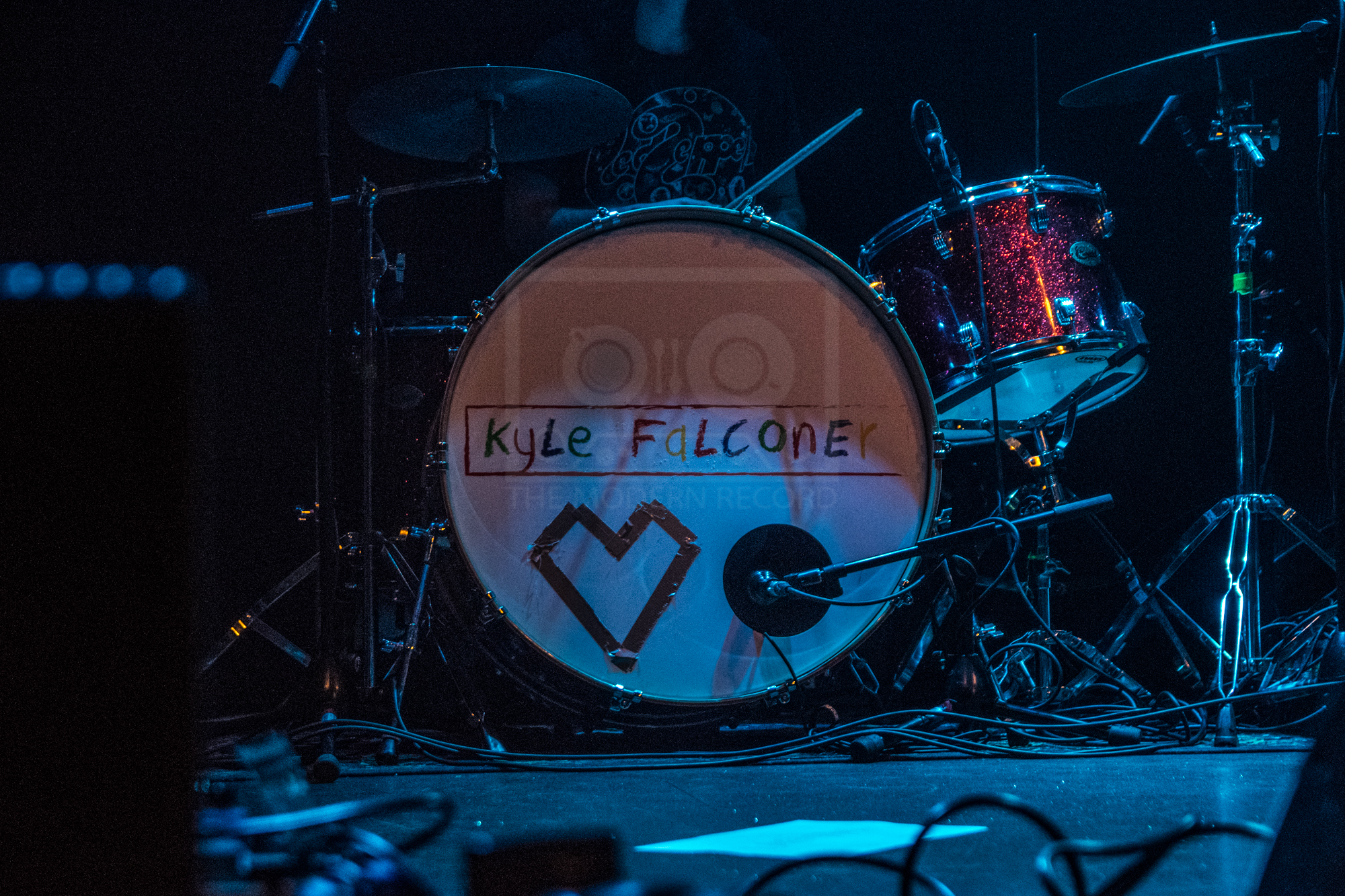 KYLE FALCONER PERFORMING AT GLASGOW'S QMU - 08.03.2019  PICTURE BY: STEPHEN WILSON PHOTOGRAPHY