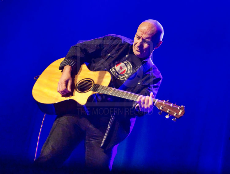 MIDGE URE PERFORMING AT MOTHERWELL'S CONCERT HALL - 09.03.2019  PICTURE BY: JOHN BROWN PHOTOGRAPHY