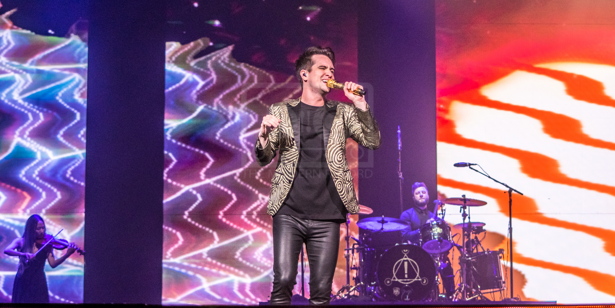 PANIC! AT THE DISCO // THE SSE HYDRO, GLASGOW — THE MODERN