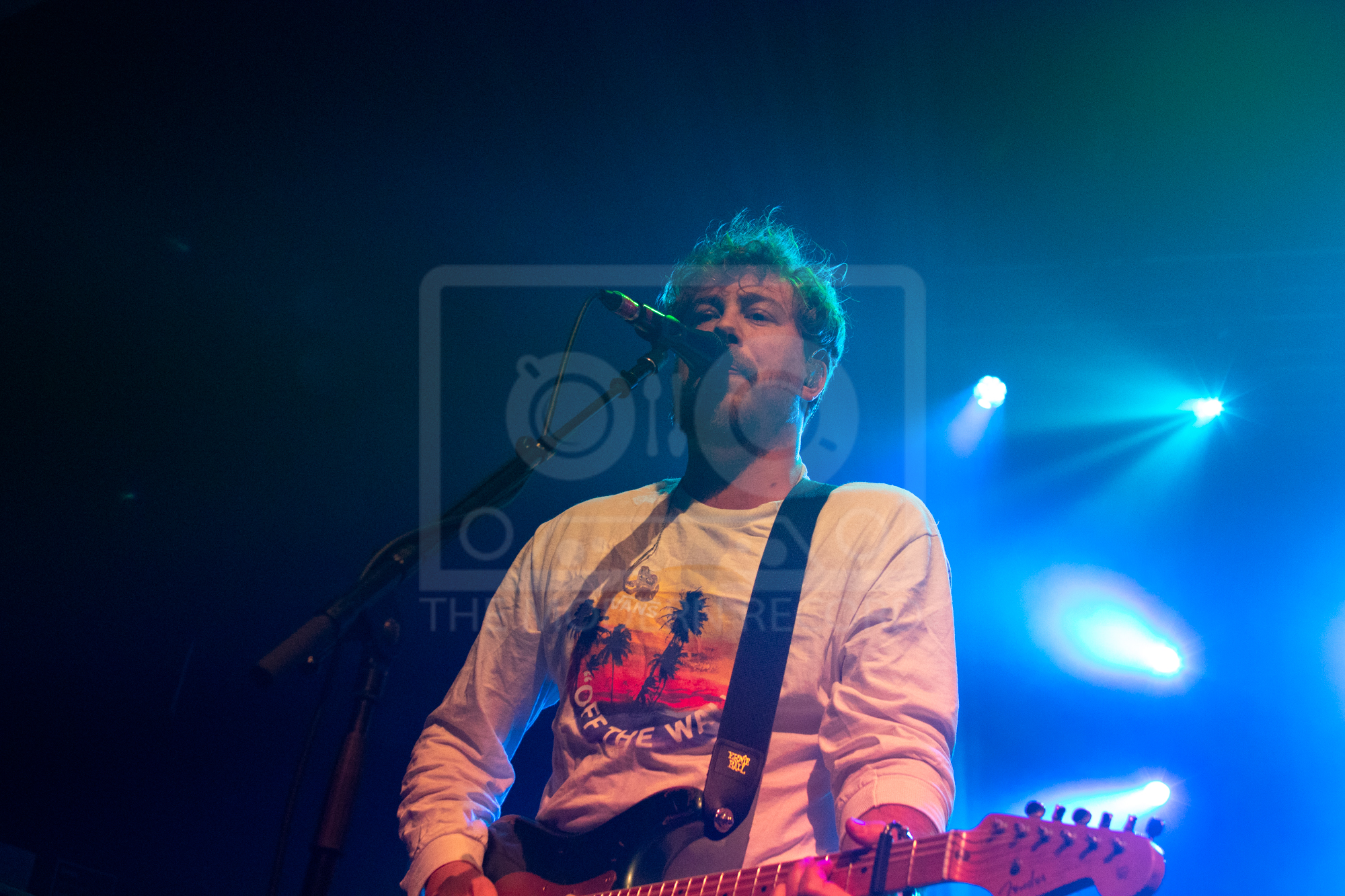 Busted - O2 Academy , Newcastle - 24-03-19 Picture by Will Gorman Photo-0640.JPG