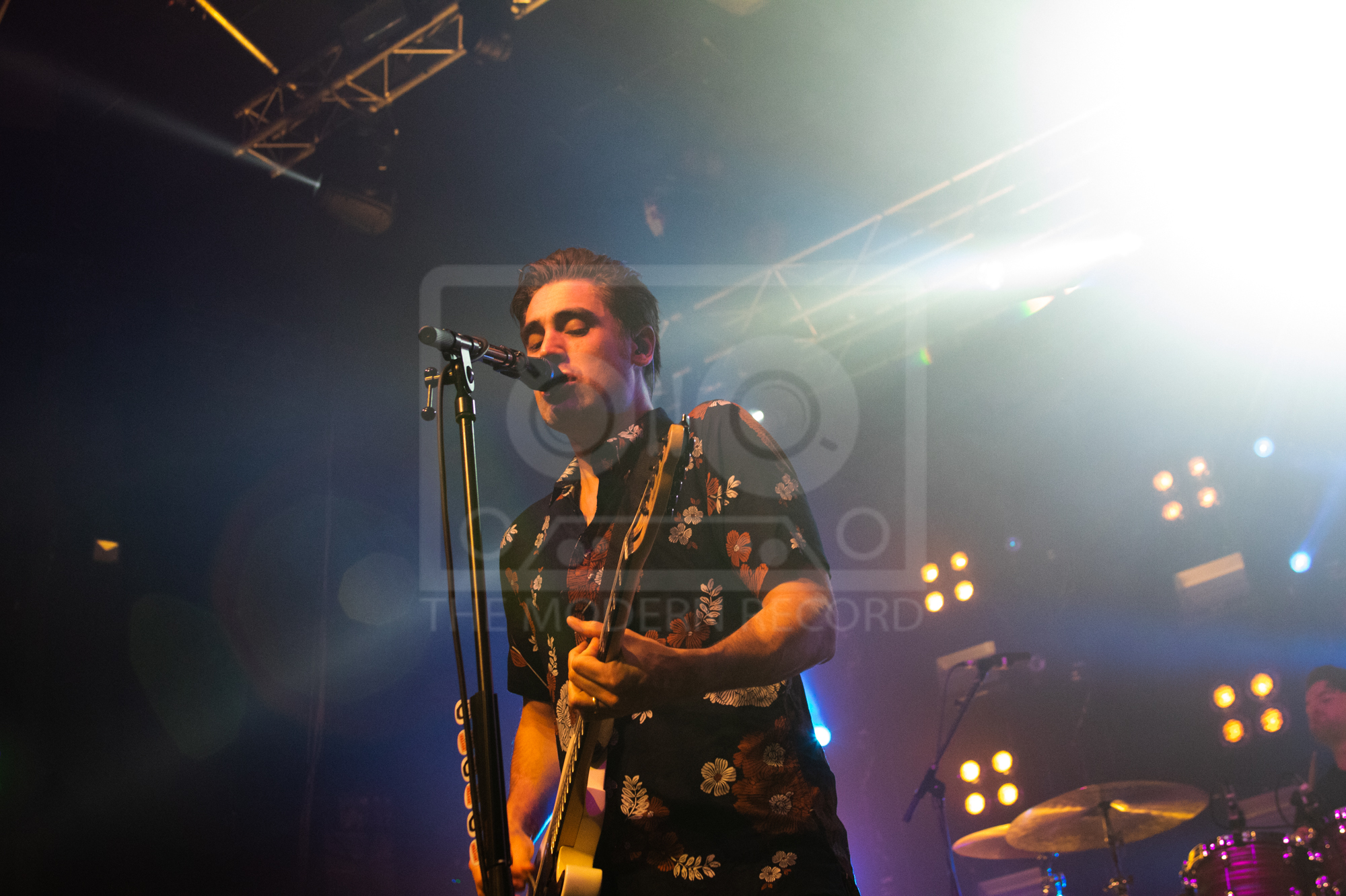 Busted - O2 Academy , Newcastle - 24-03-19 Picture by Will Gorman Photo-0338.JPG
