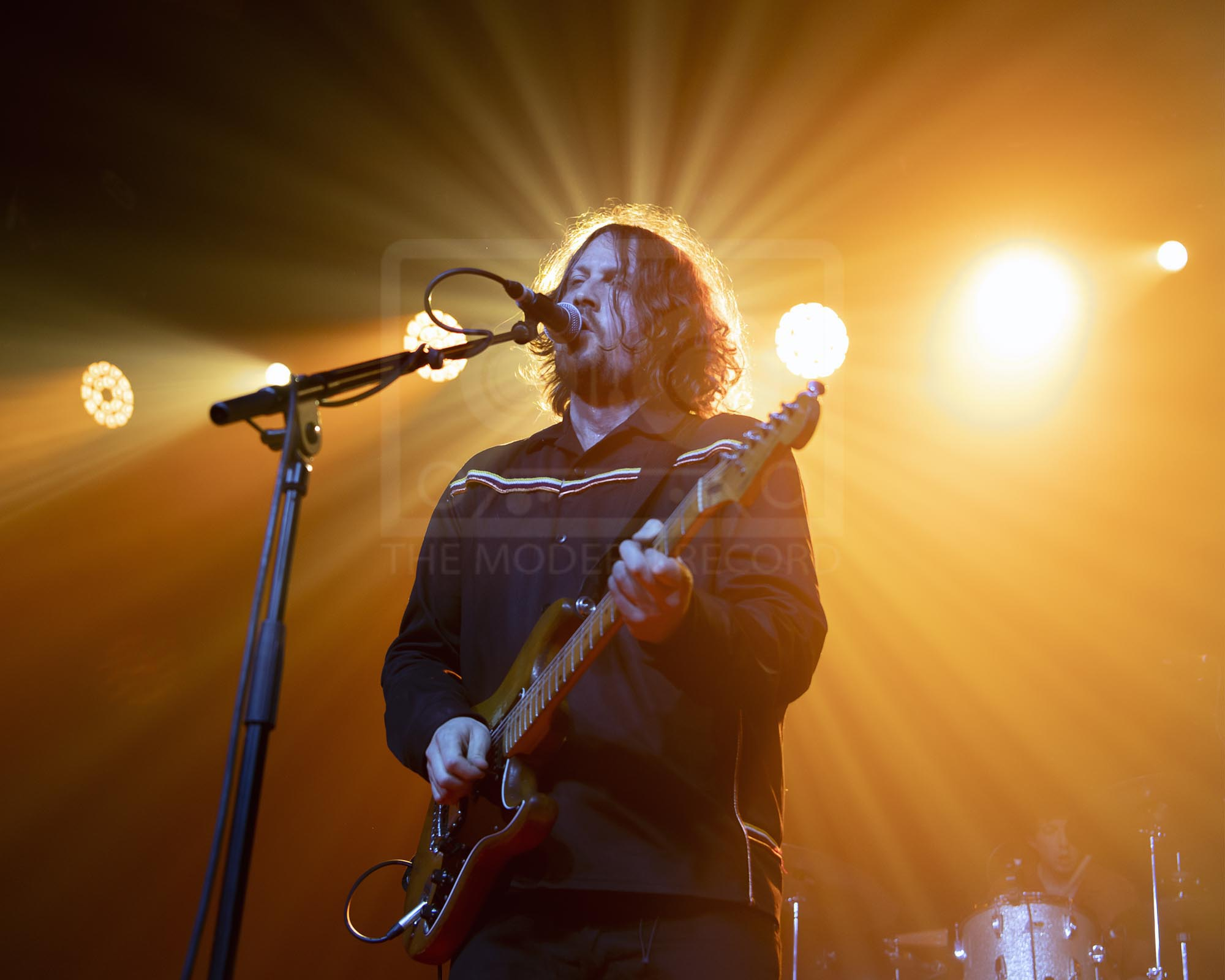 THE ZUTONS PERFORMING AT GLASGOW'S BARROWLAND BALLROOM - 28.03.2019  PICTURE BY: GAVIN ROSS PHOTOGRAPHY